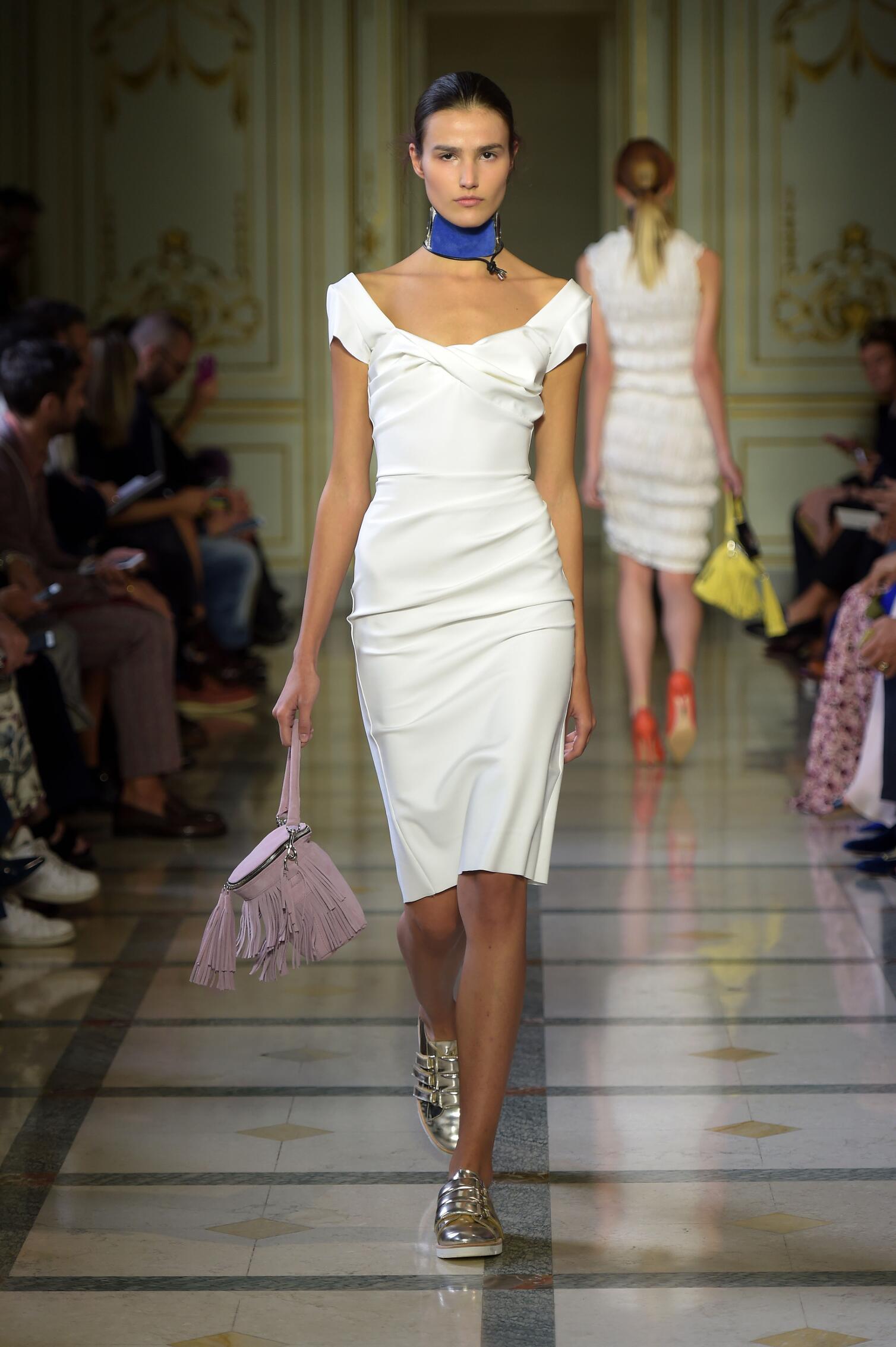 SS 2016 Fashion Show Andrea Incontri