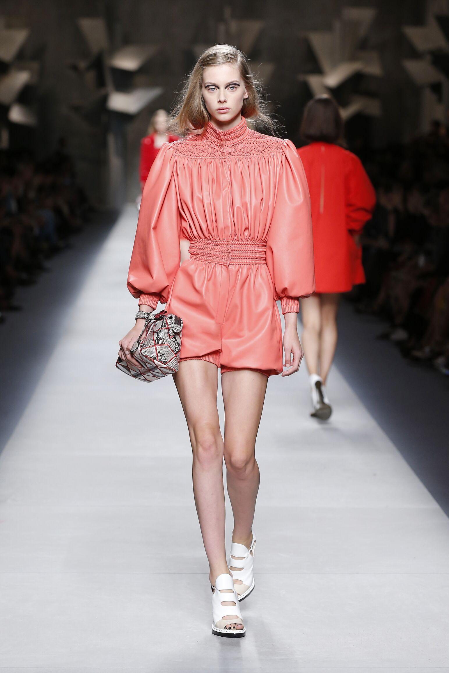 SS 2016 Fashion Show Fendi