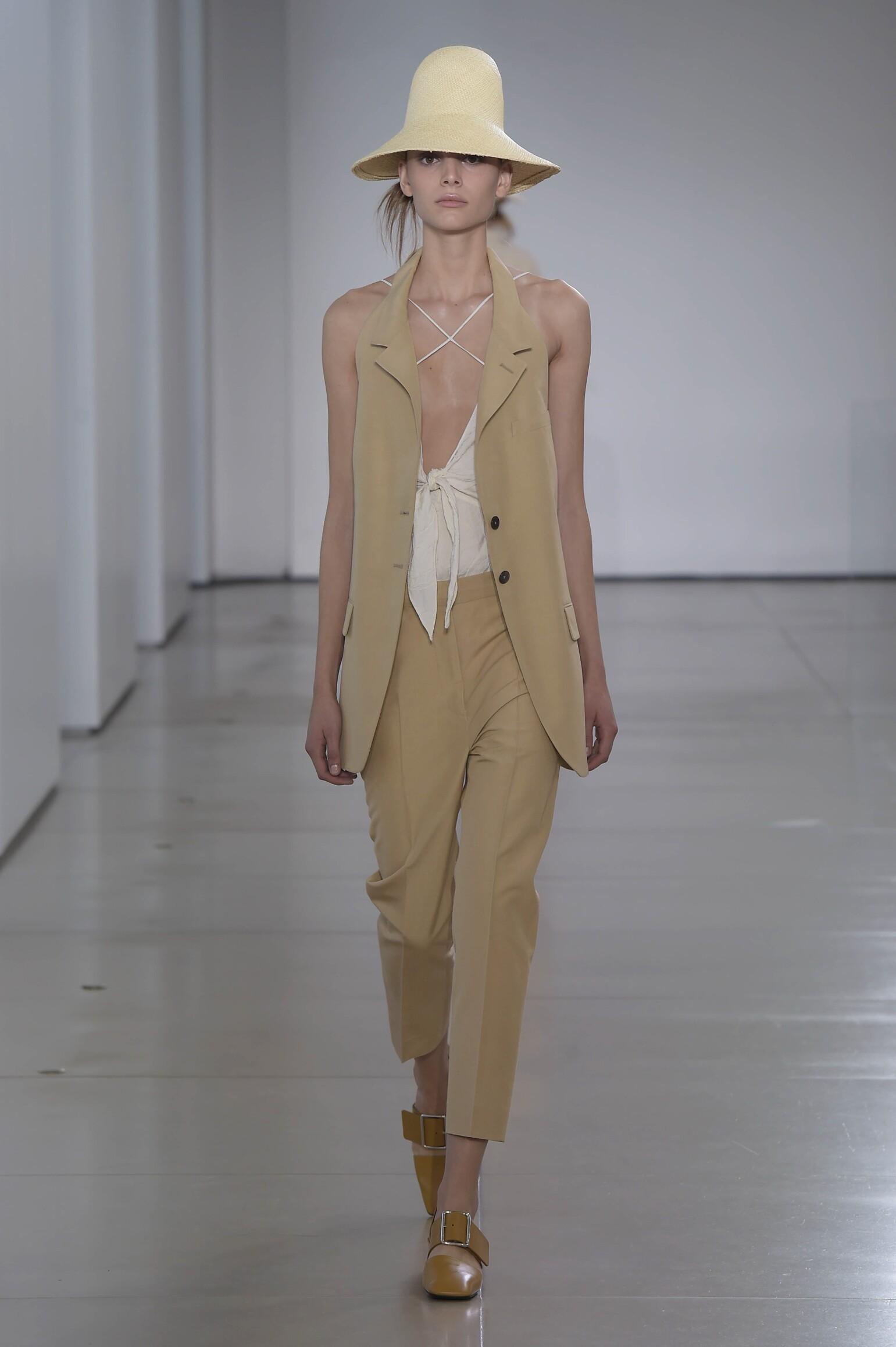 SS 2016 Fashion Show Jil Sander