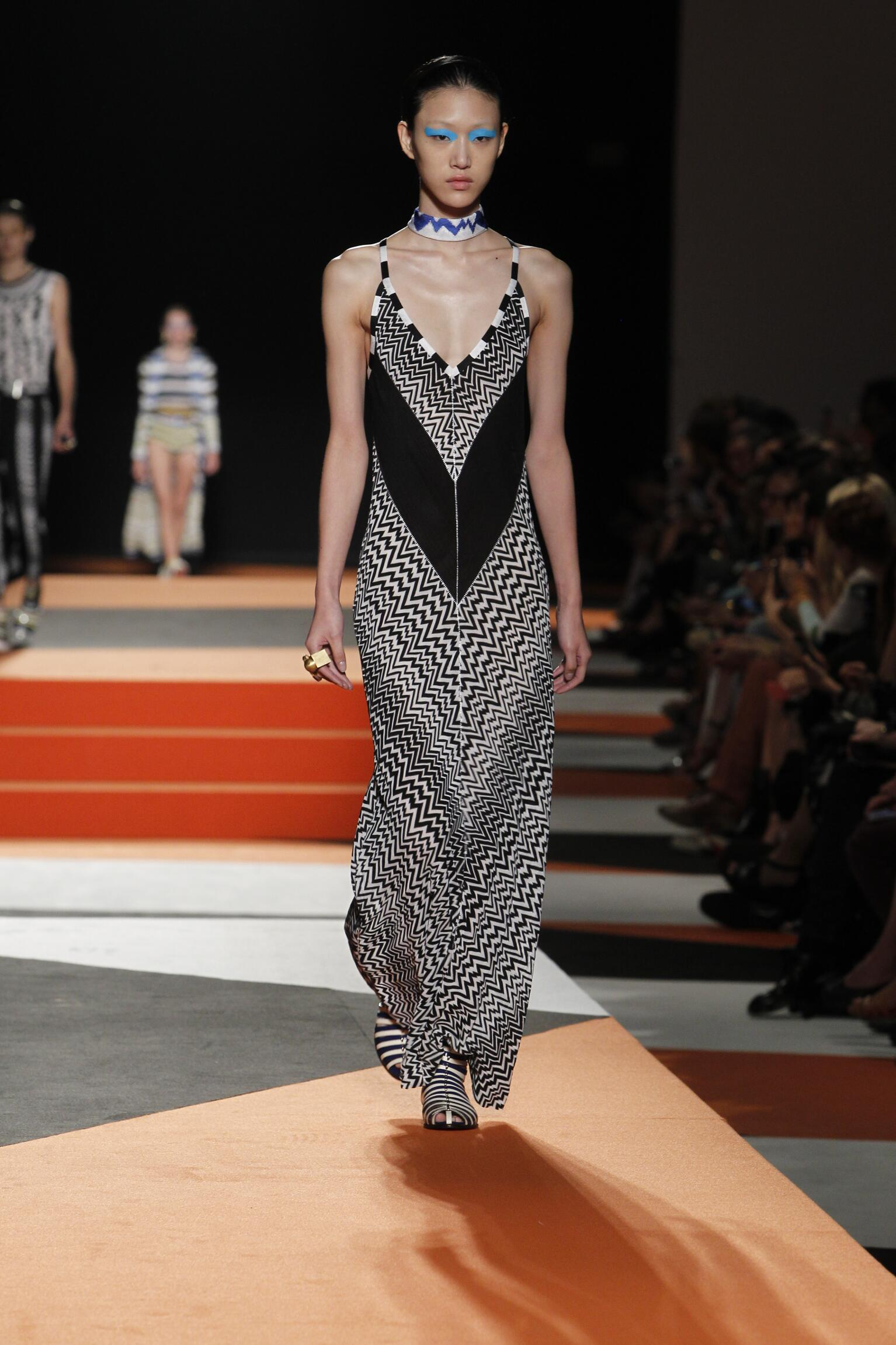 SS 2016 Fashion Show Missoni