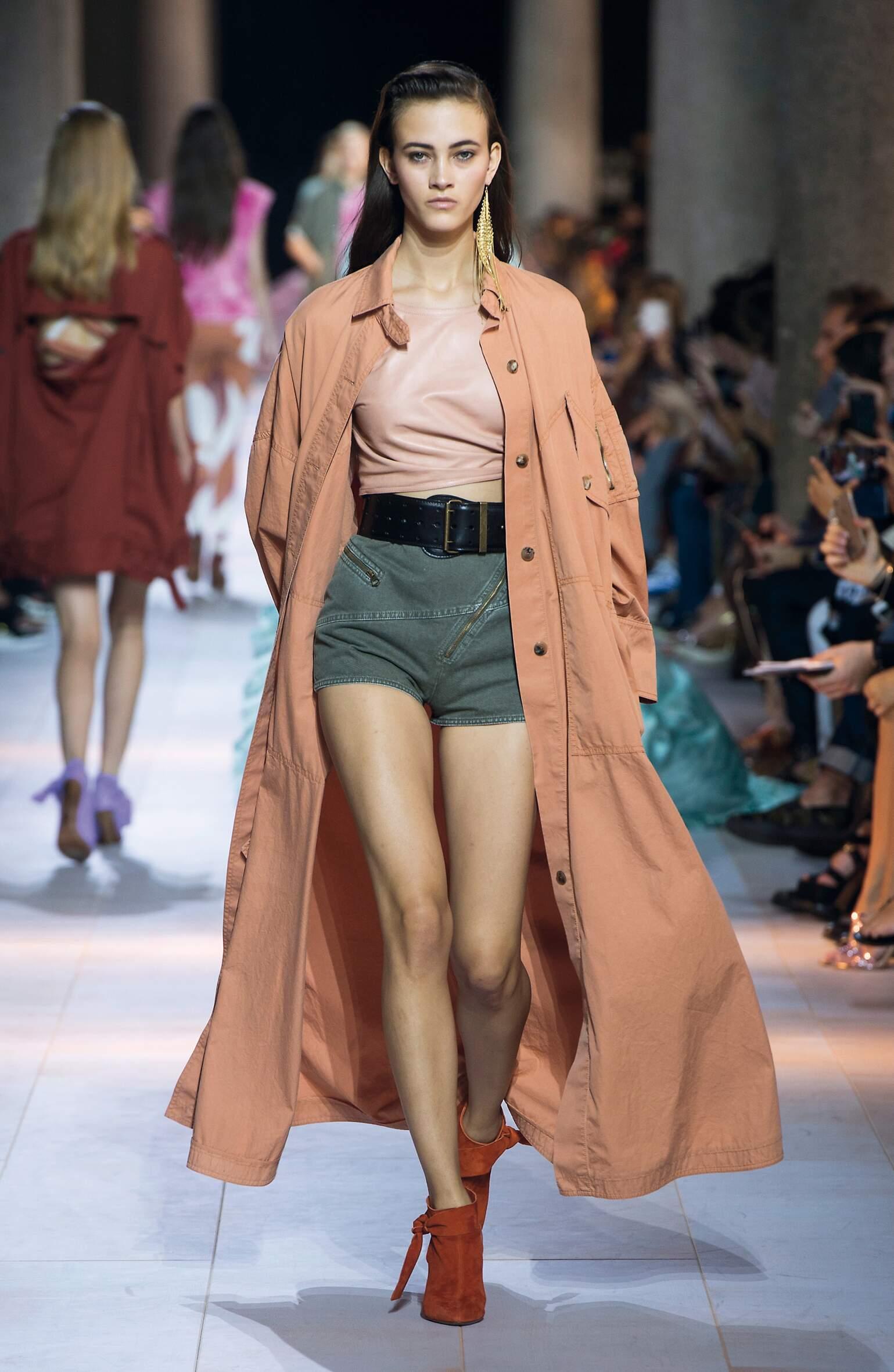 SS 2016 Fashion Show Roberto Cavalli