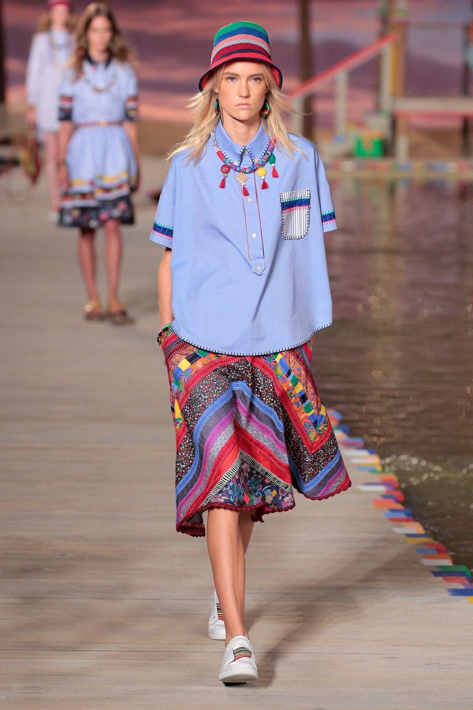 SS 2016 Fashion Show Tommy Hilfiger