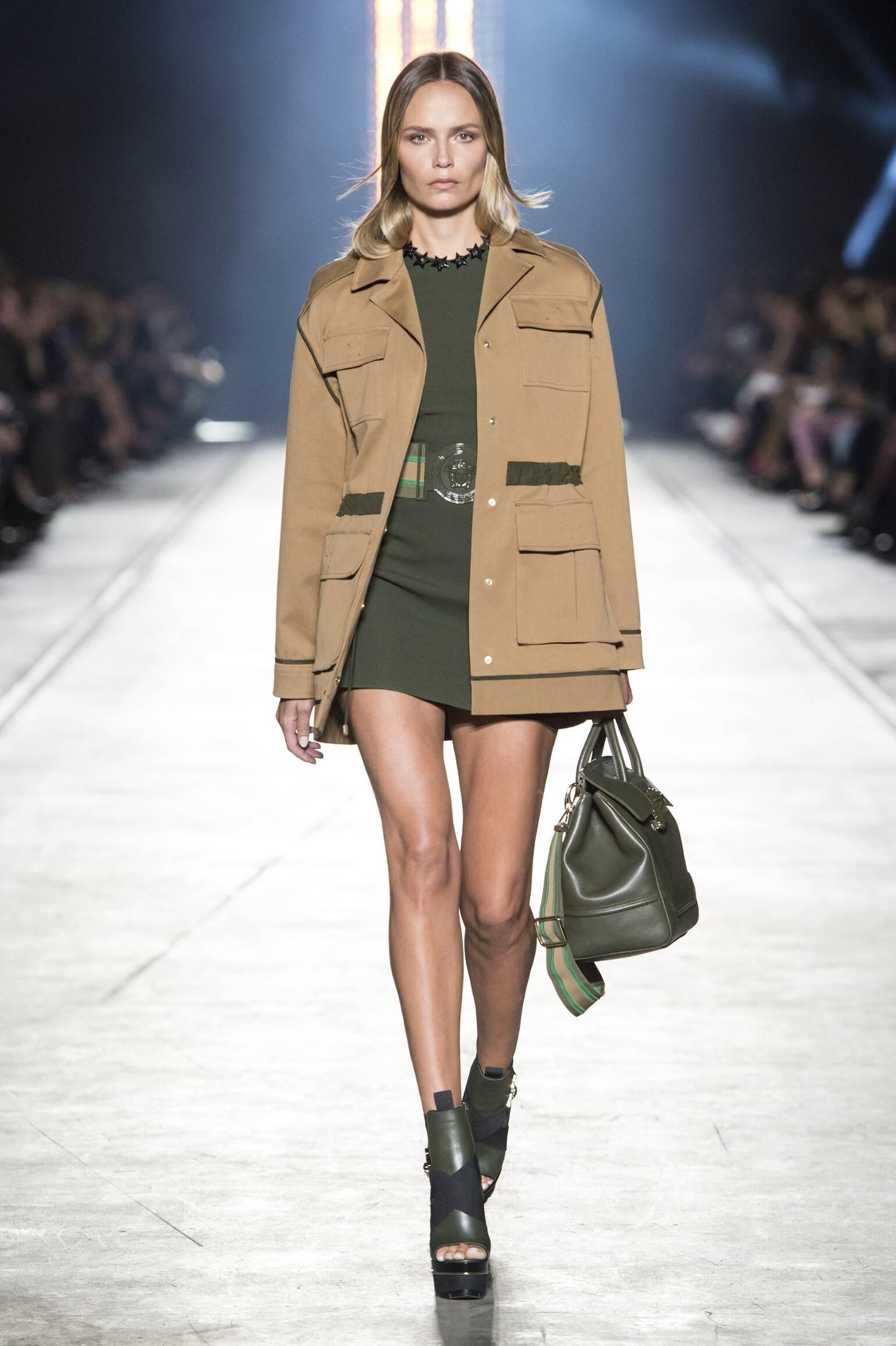 SS 2016 Fashion Show Versace