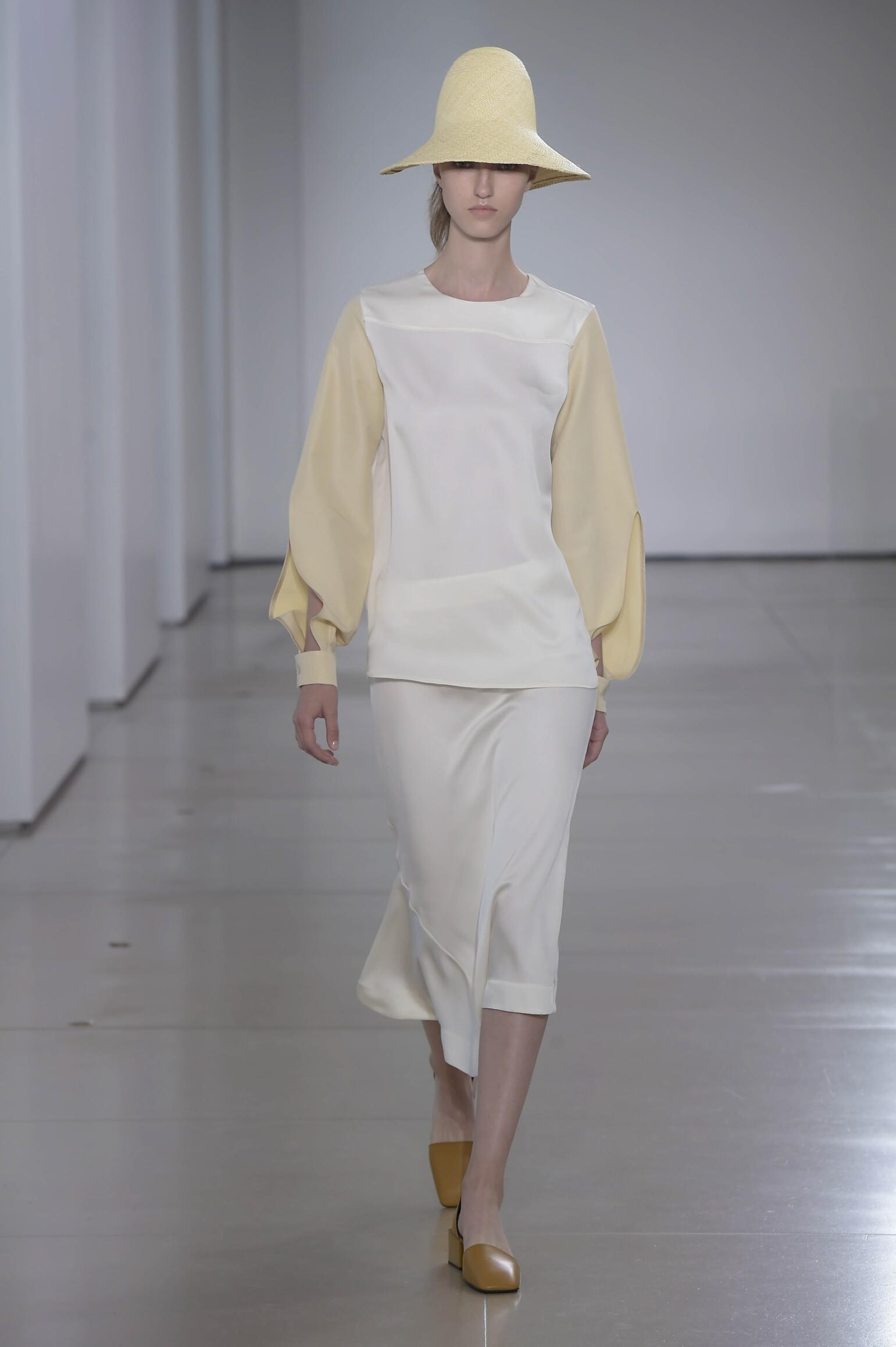 SS 2016 Jil Sander Fashion Show