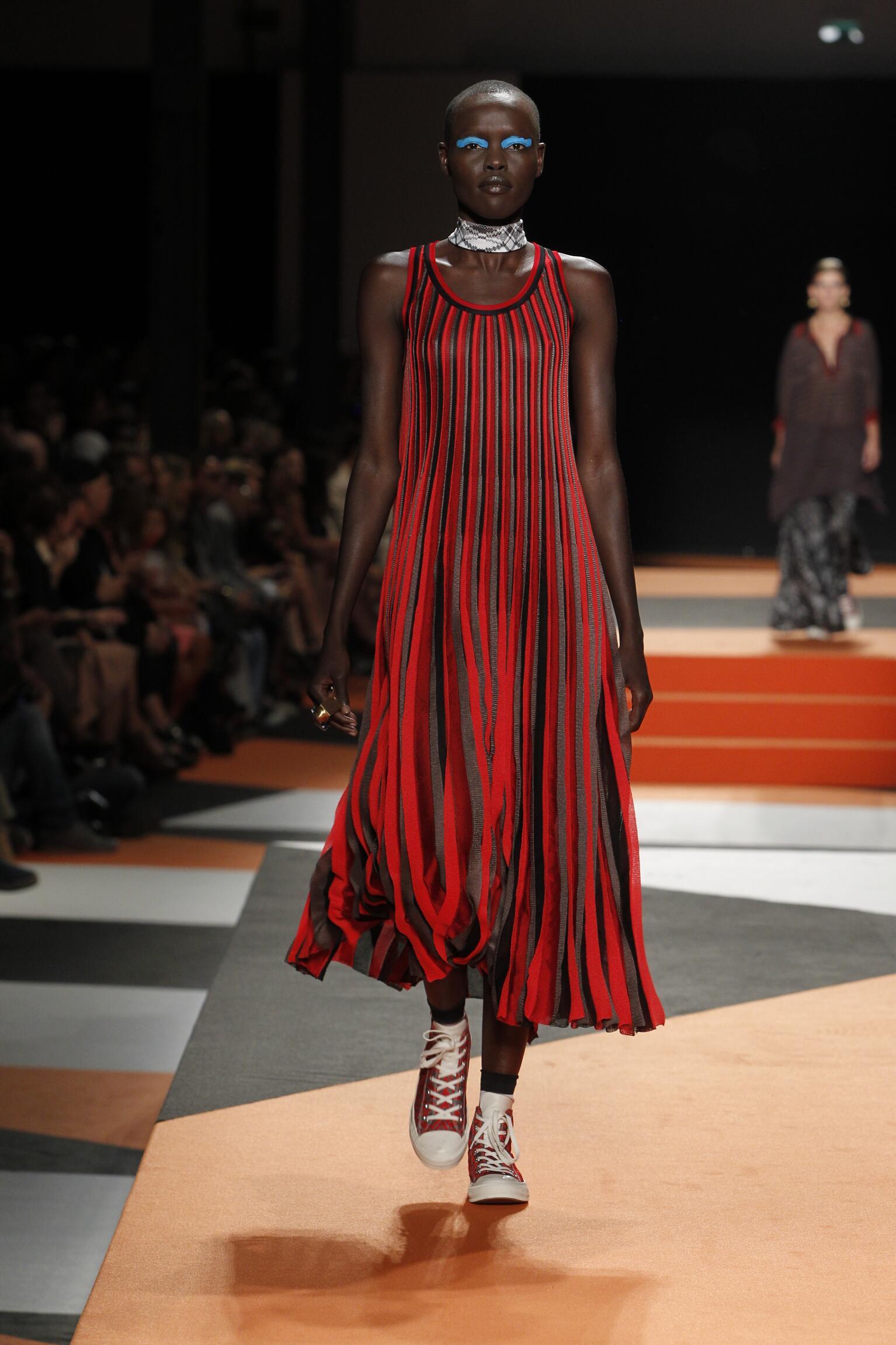 SS 2016 Missoni Fashion Show Milan