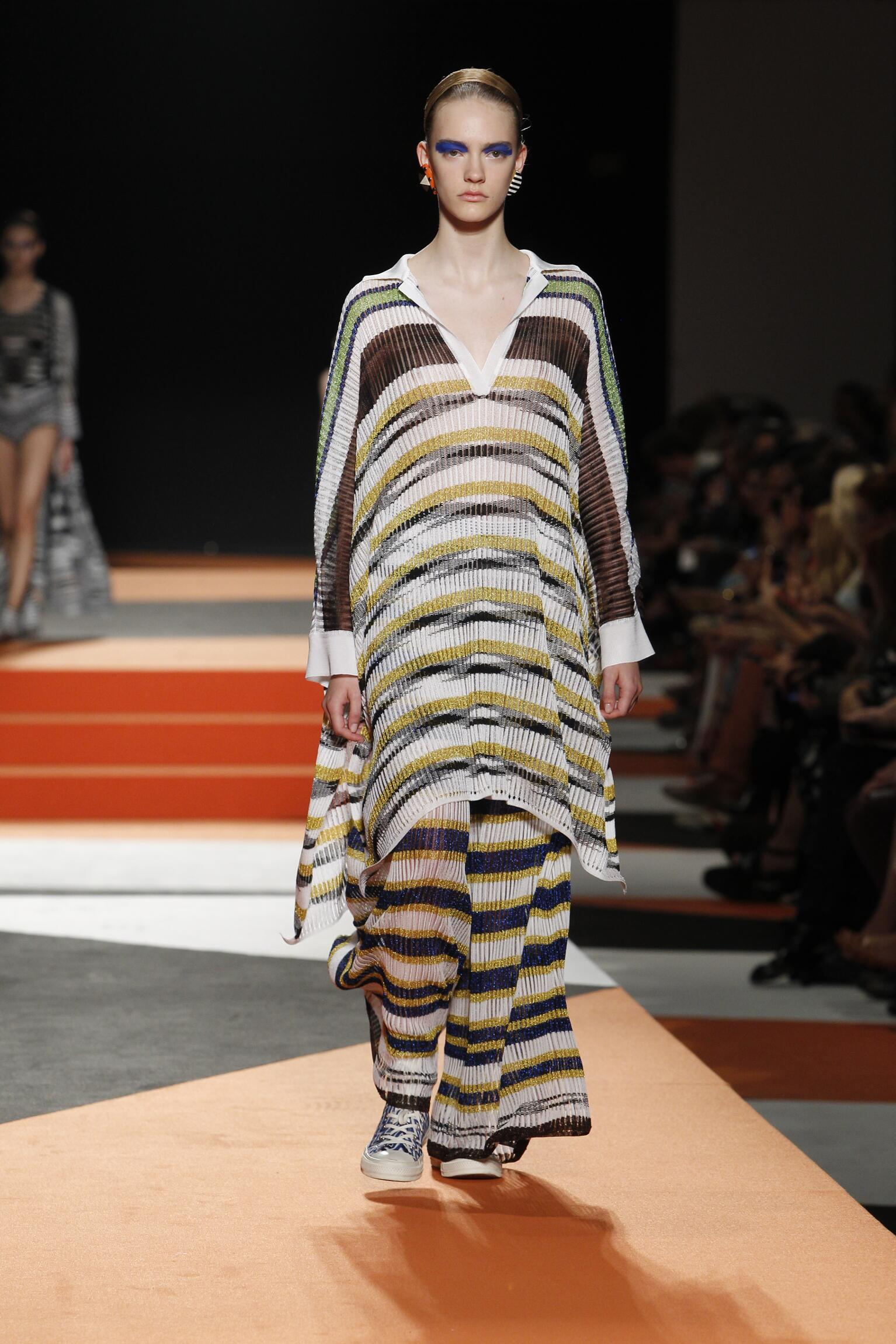 SS 2016 Missoni Fashion Show