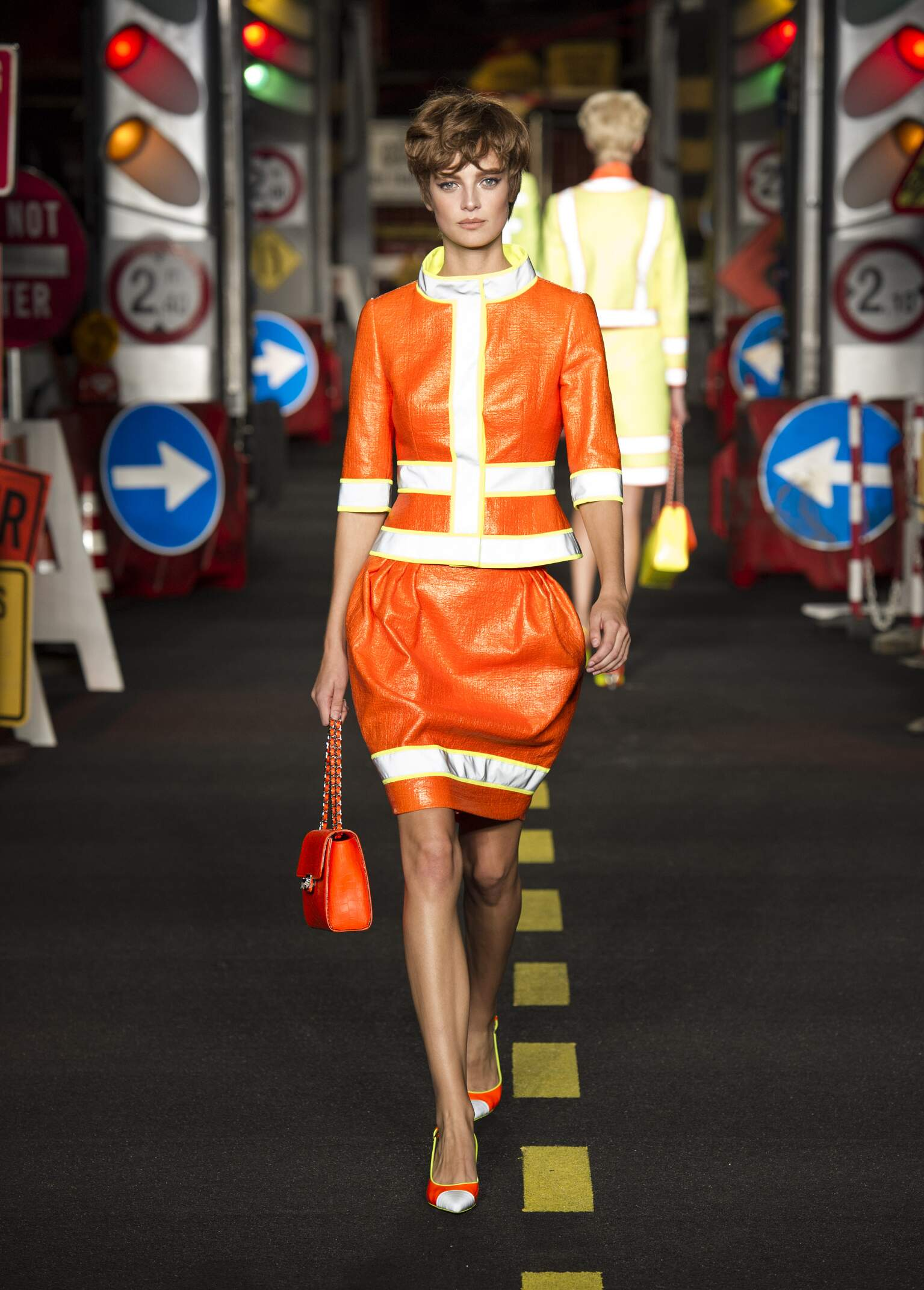 SS 2016 Moschino Fashion Show
