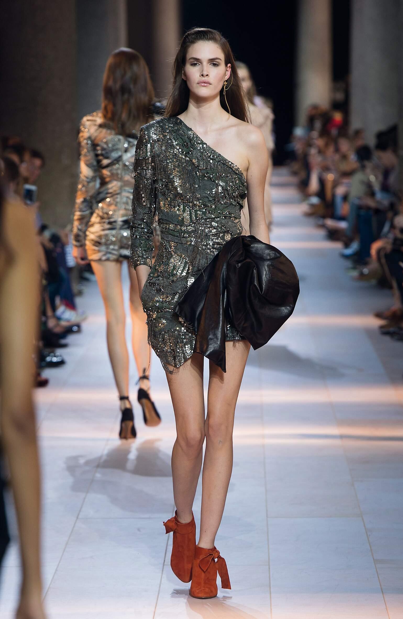 SS 2016 Roberto Cavalli Fashion Show Milan