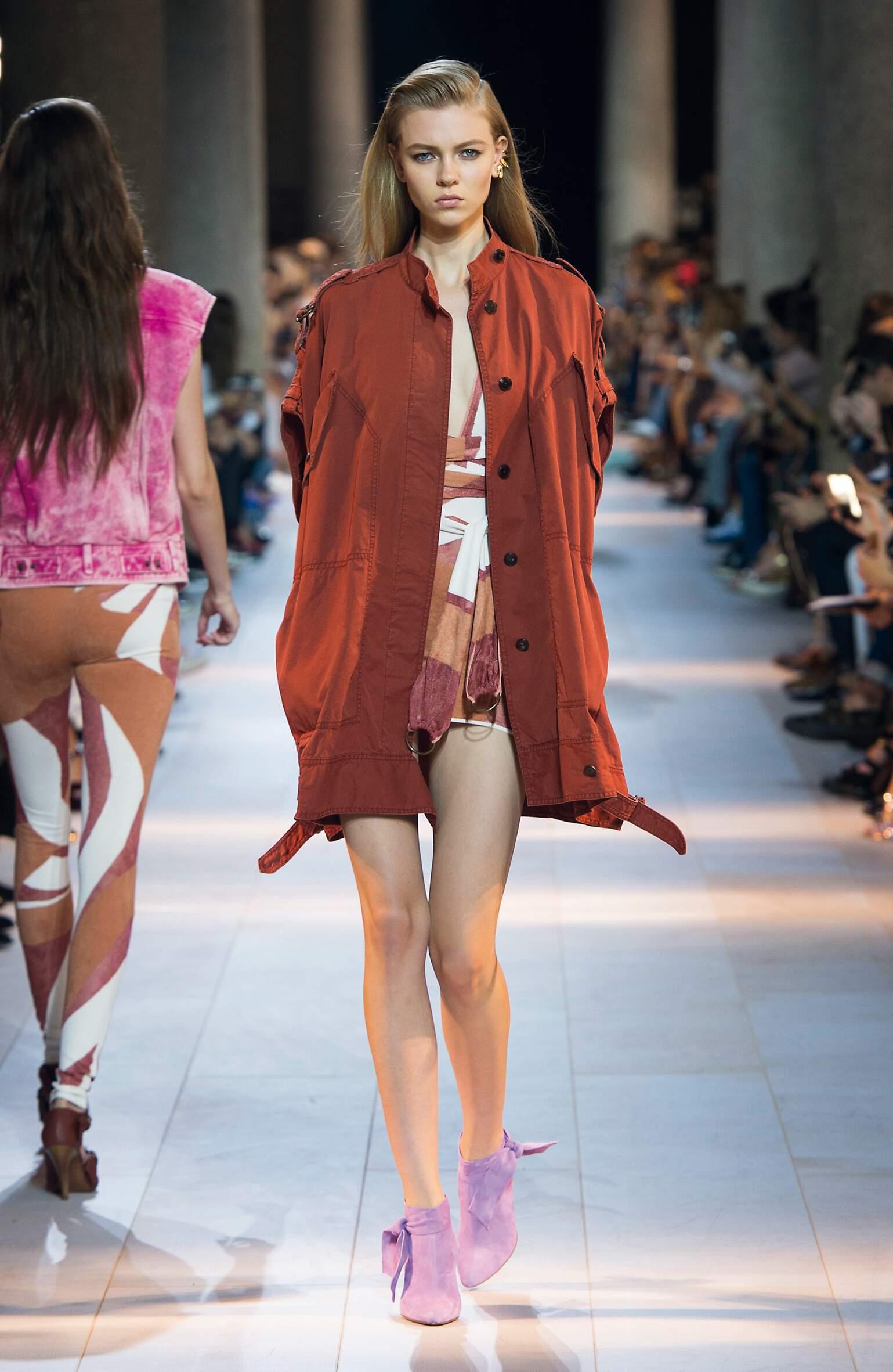 SS 2016 Roberto Cavalli Fashion Show