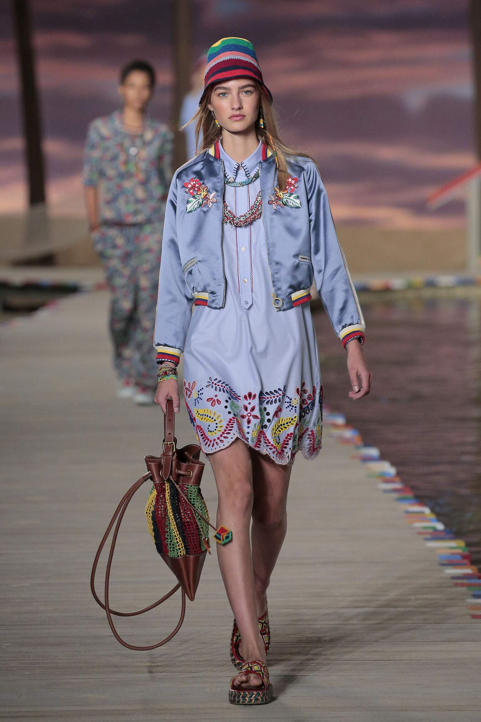 0efd6122d35 TOMMY HILFIGER SPRING SUMMER 2016 WOMEN S COLLECTION