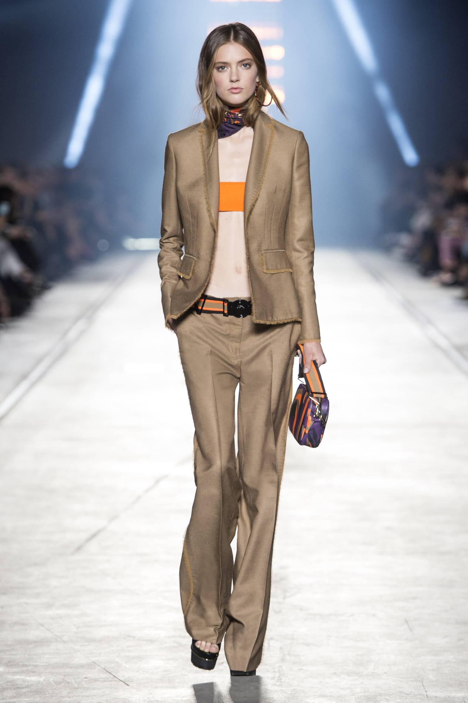 SS 2016 Versace Fashion Show Milan