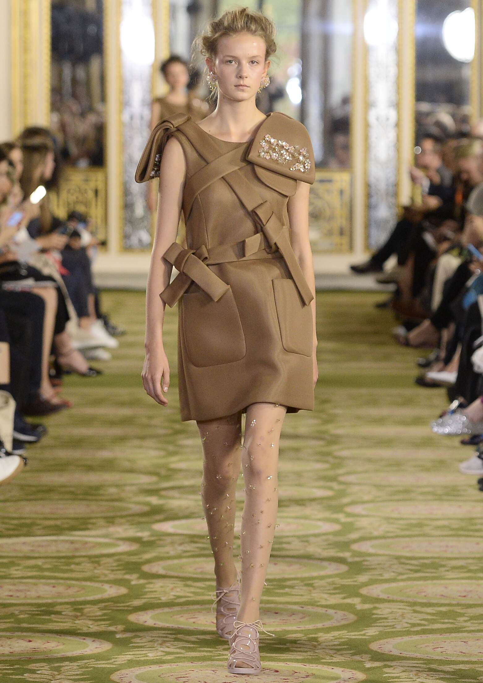 Simone Rocha Collection London Fashion Week Womenswear