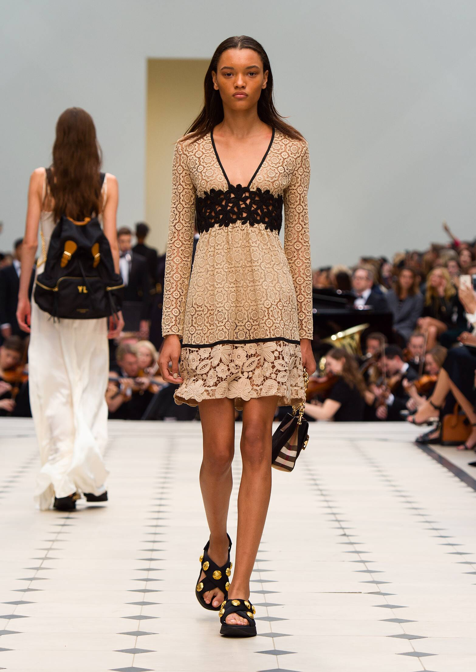 Spring 2016 Fashion Trends Burberry Prorsum