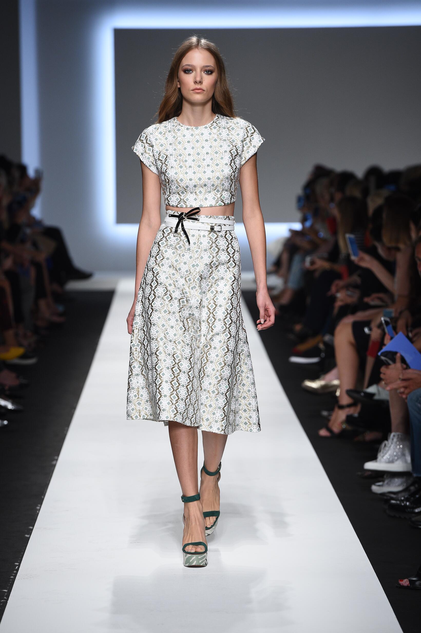 Spring 2016 Fashion Trends Ermanno Scervino