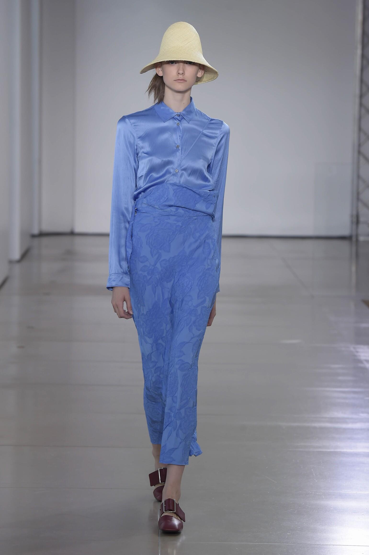 Spring 2016 Fashion Trends Jil Sander