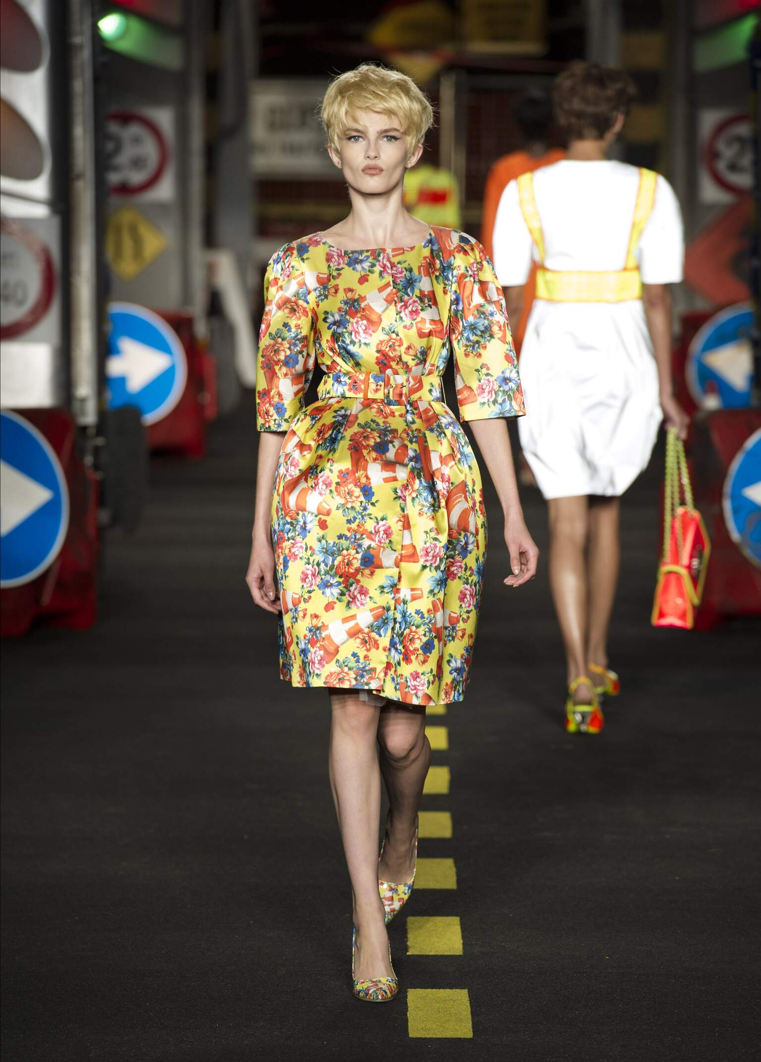 Spring 2016 Fashion Trends Moschino