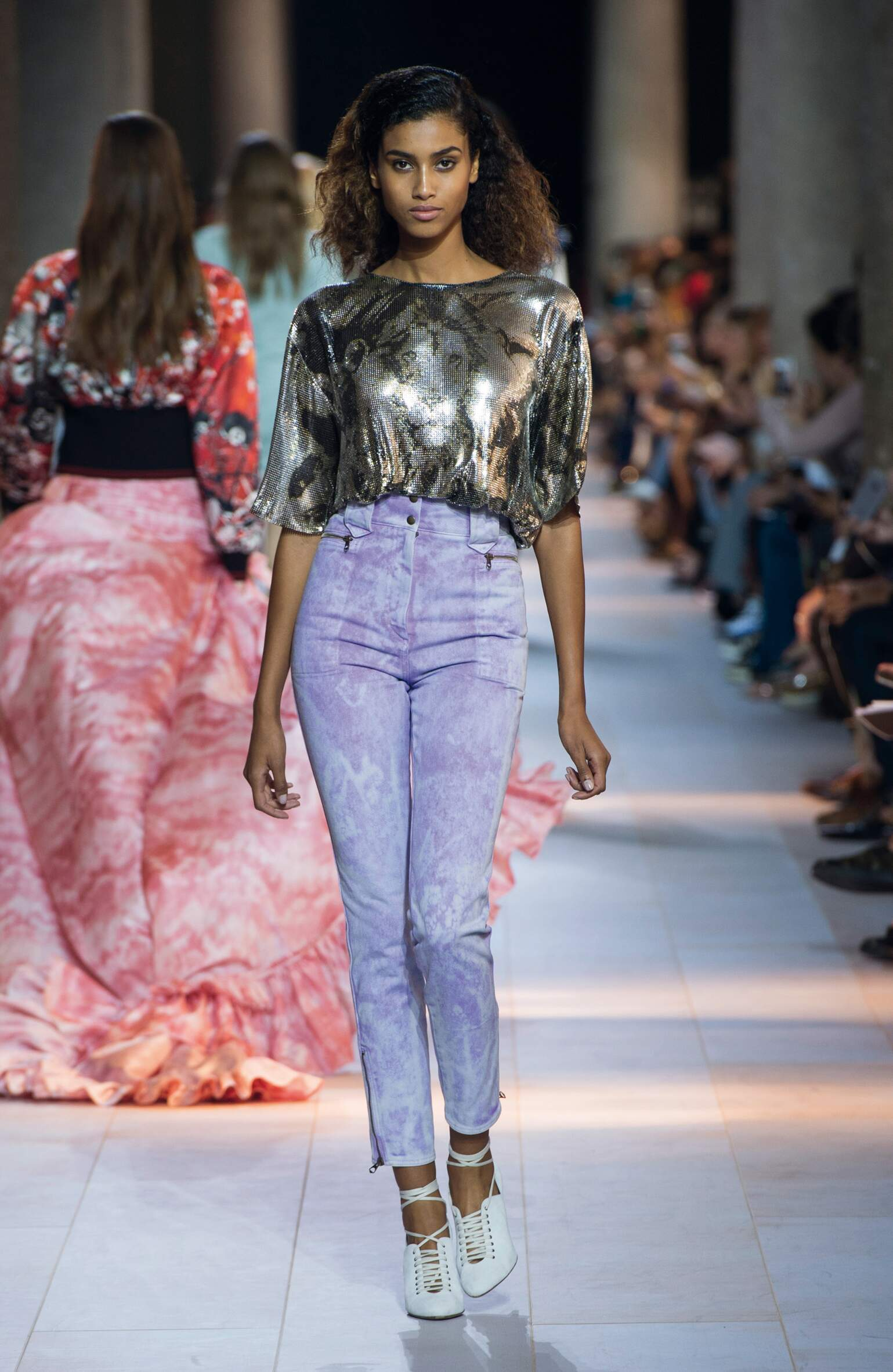 Spring 2016 Fashion Trends Roberto Cavalli