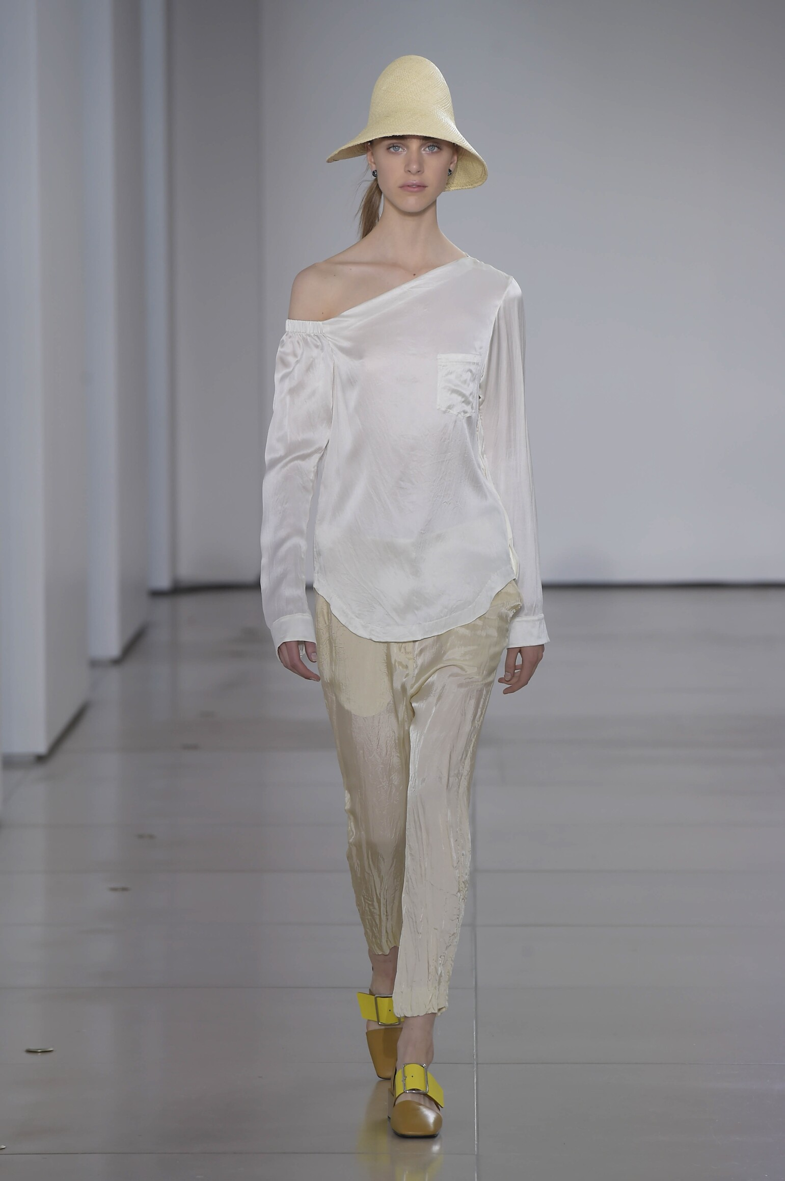 Spring 2016 Woman Fashion Show Jil Sander