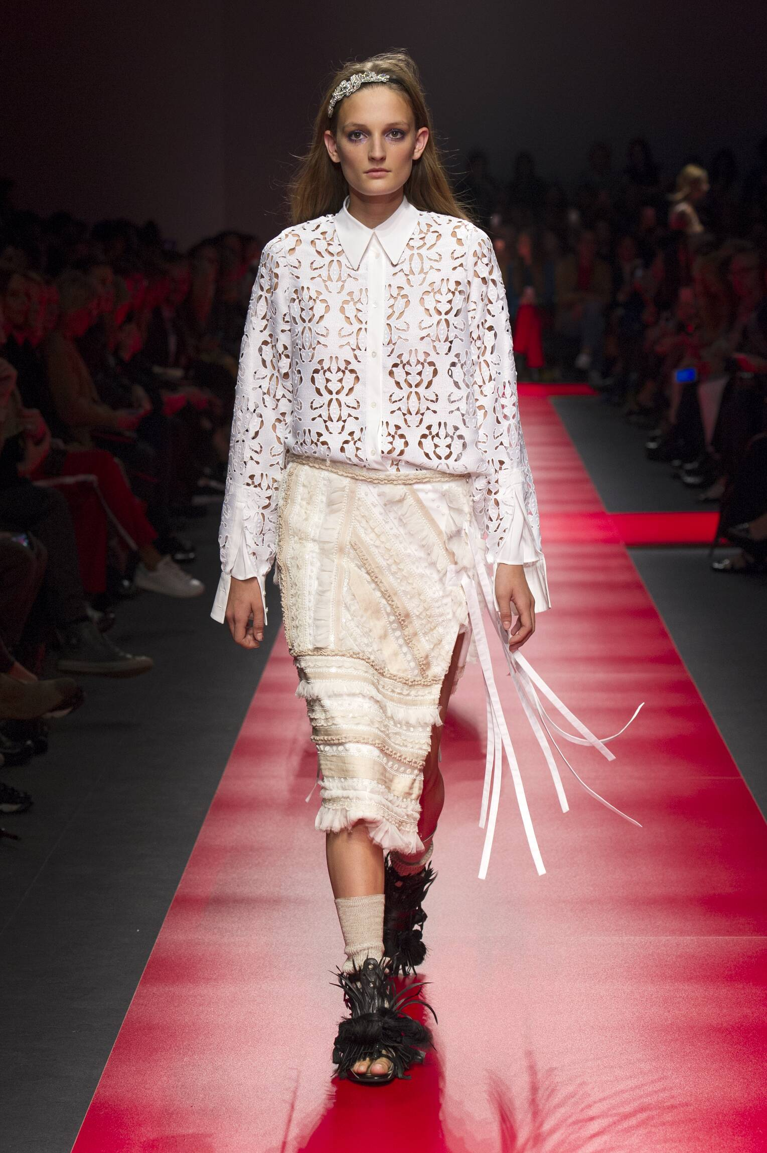 Spring 2016 Woman Fashion Show N°21