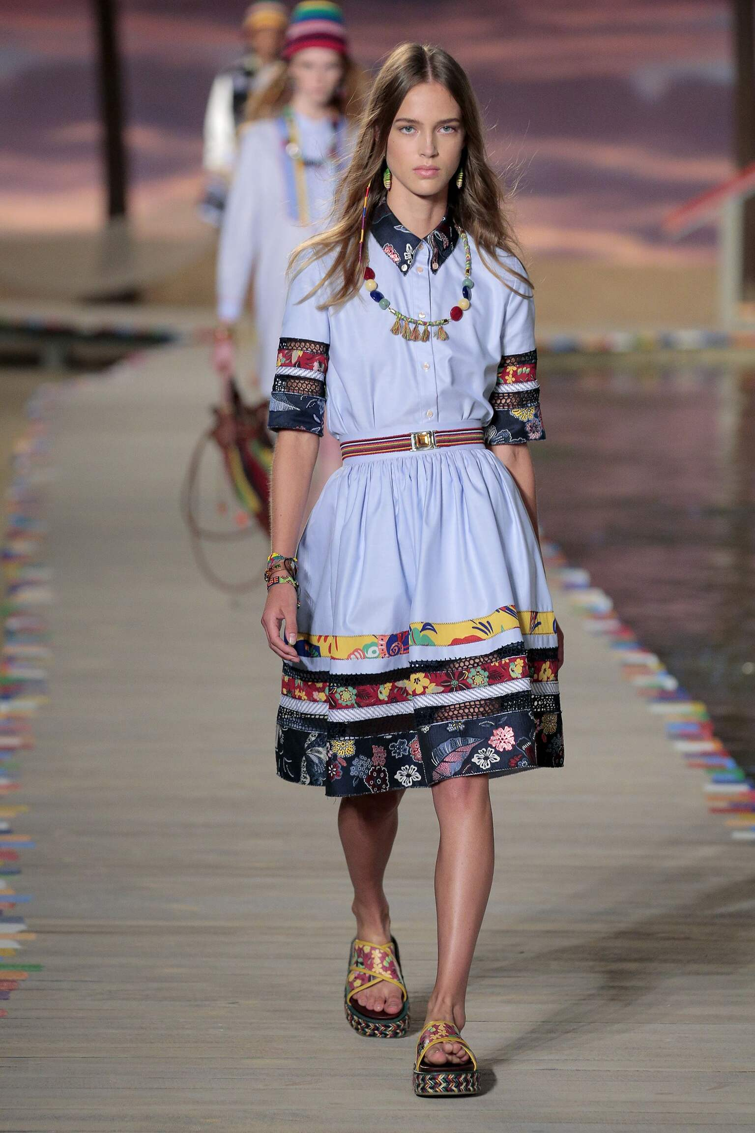 Spring 2016 Woman Fashion Show Tommy Hilfiger