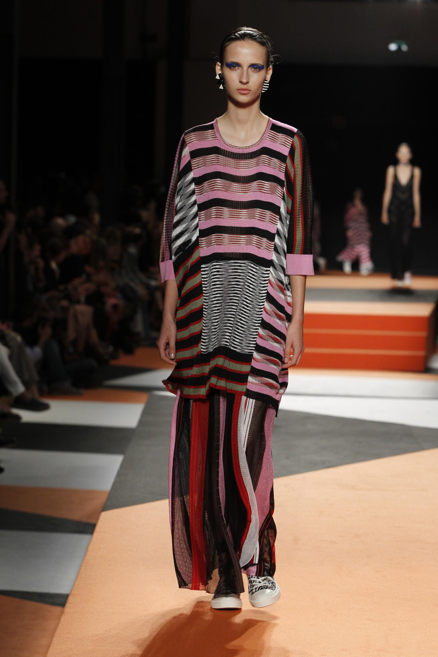 Spring Fashion 2016 Missoni