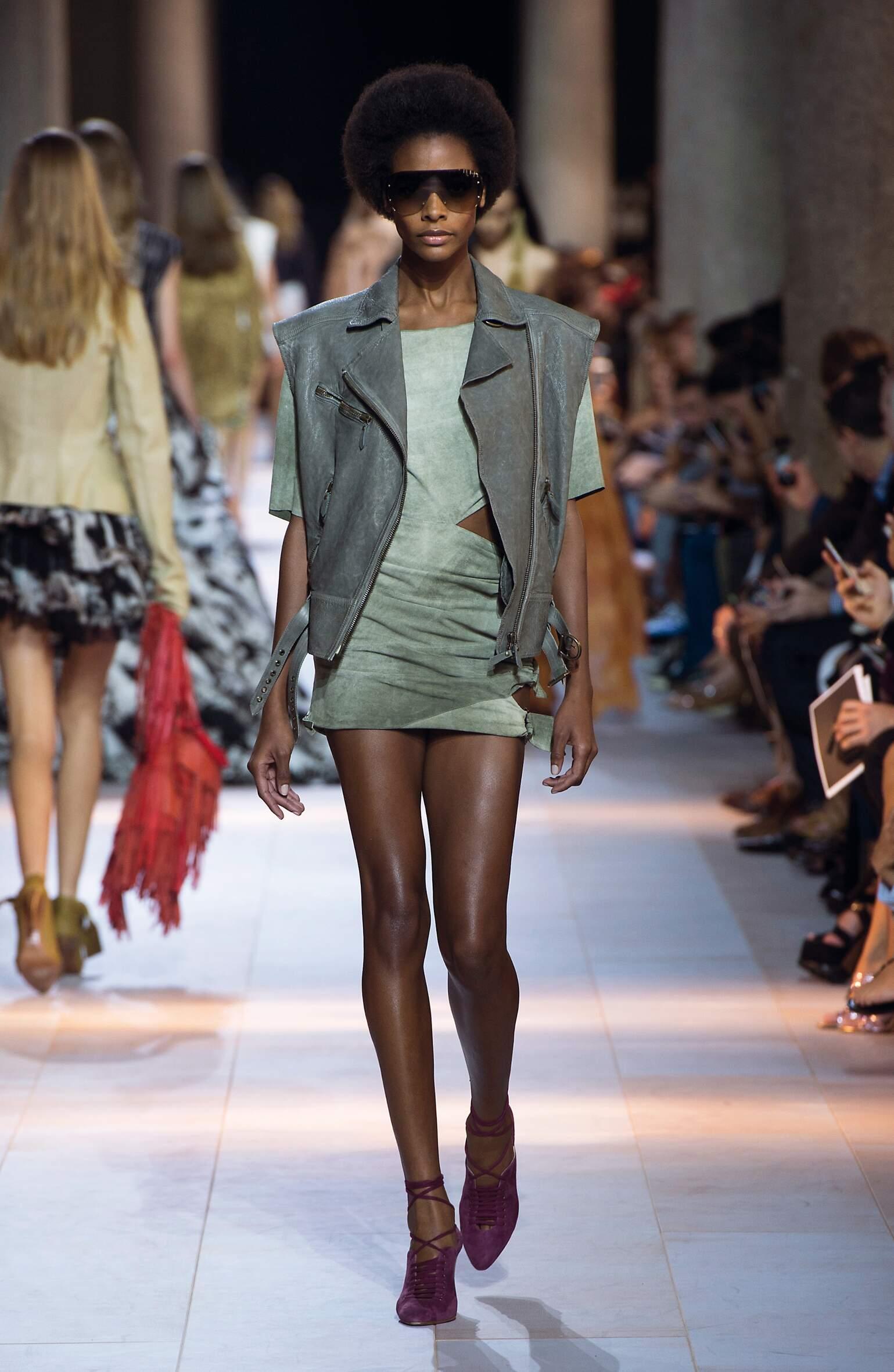 Spring Fashion 2016 Roberto Cavalli