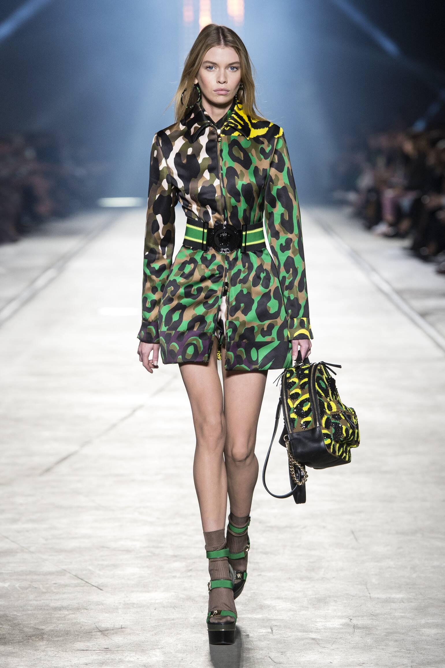 Spring Fashion 2016 Versace