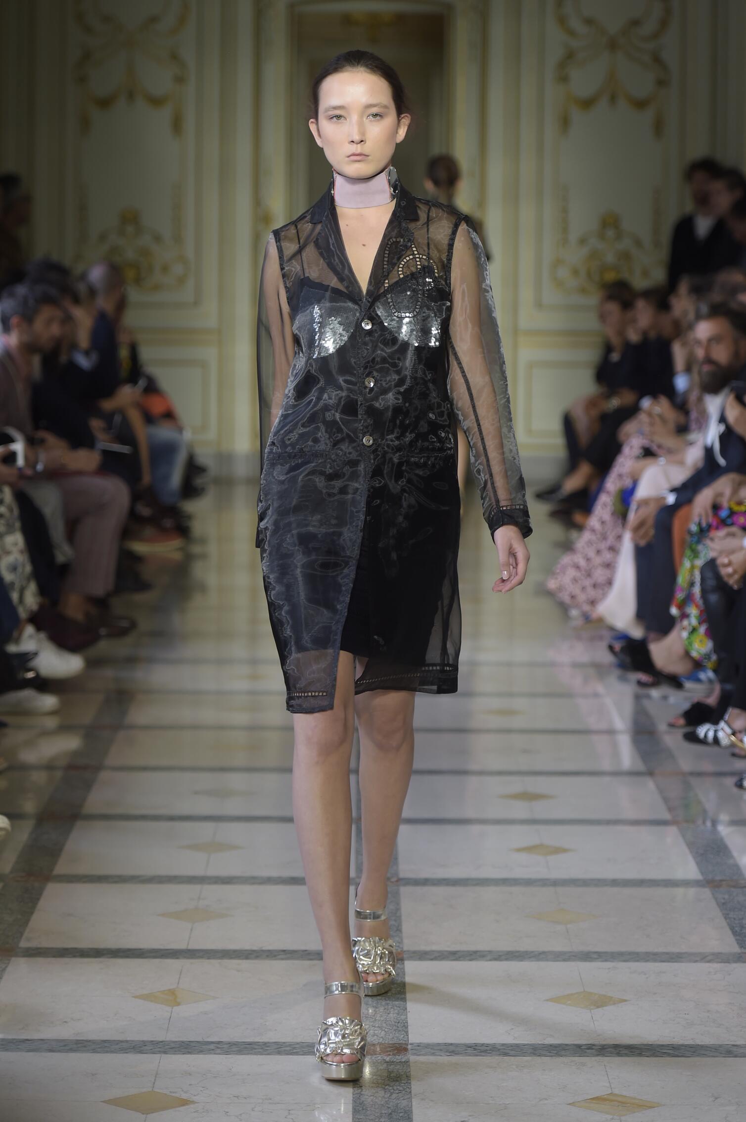 Spring Summer 2016 Woman Milan Andrea Incontri Collection