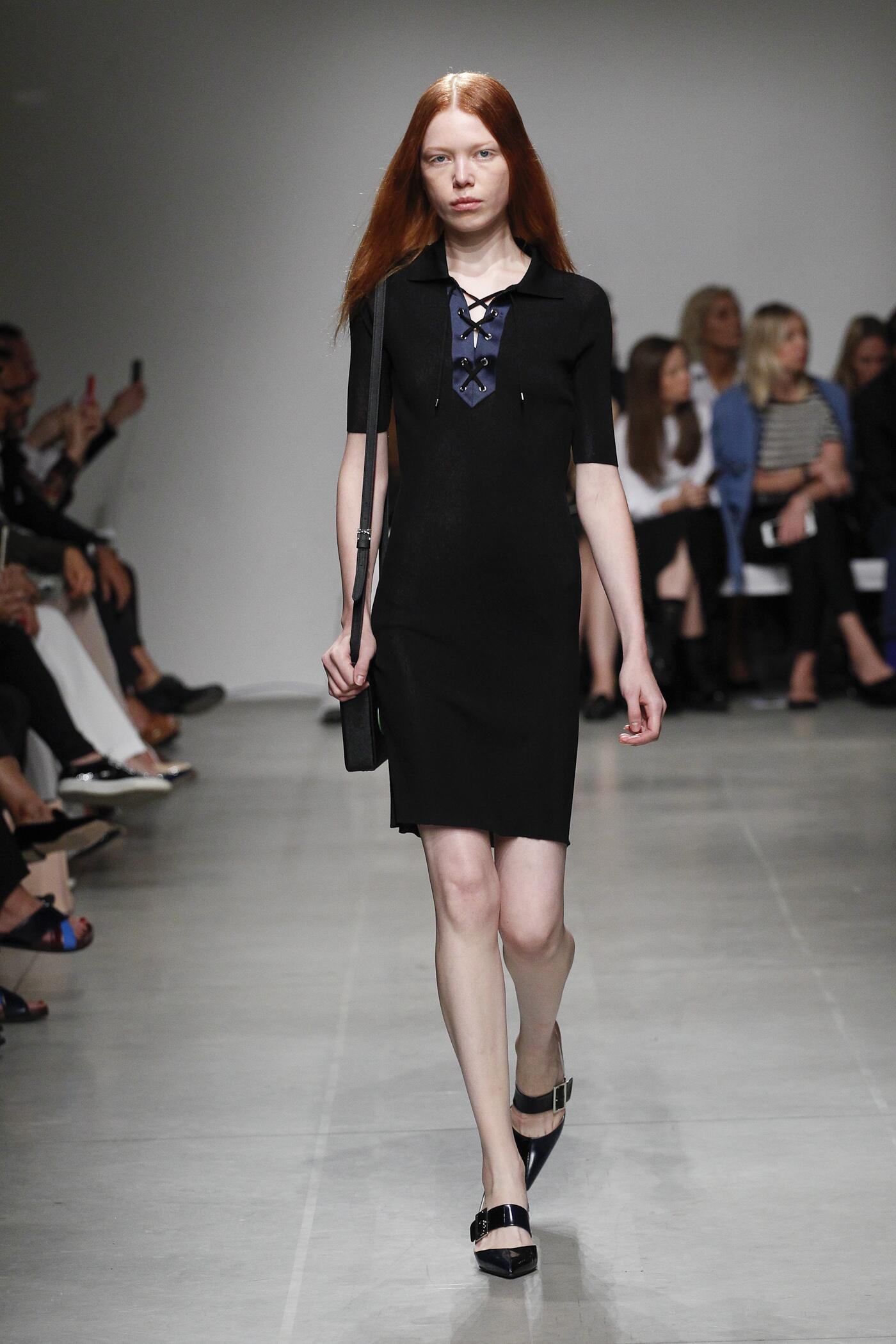 Spring Summer 2016 Woman Milan Iceberg Collection