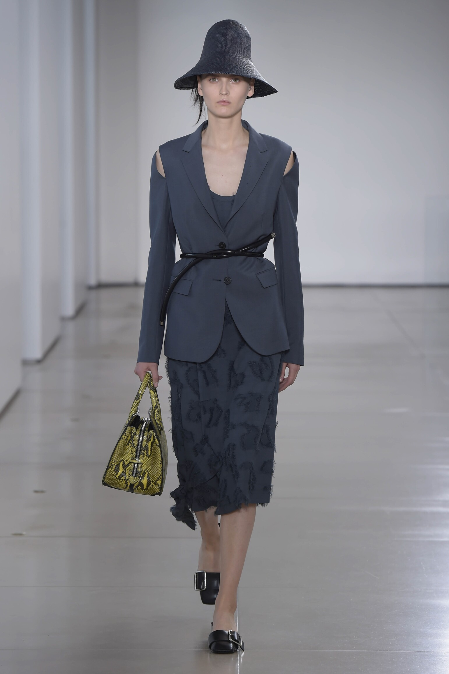 Spring Summer 2016 Woman Milan Jil Sander Collection