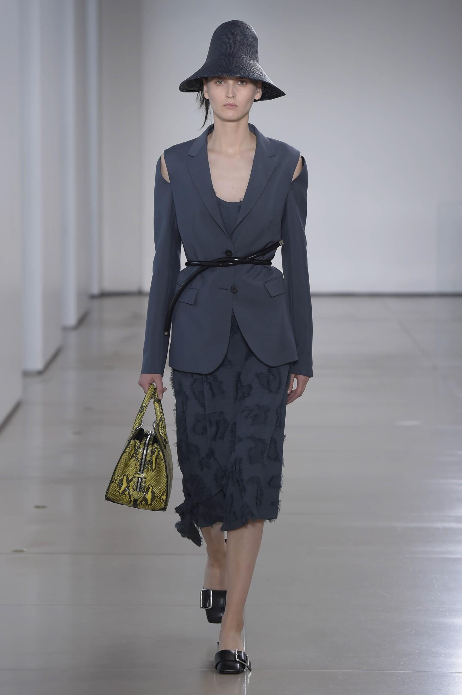 Spring Summer 2016 Woman Milan Jil Sander Collection
