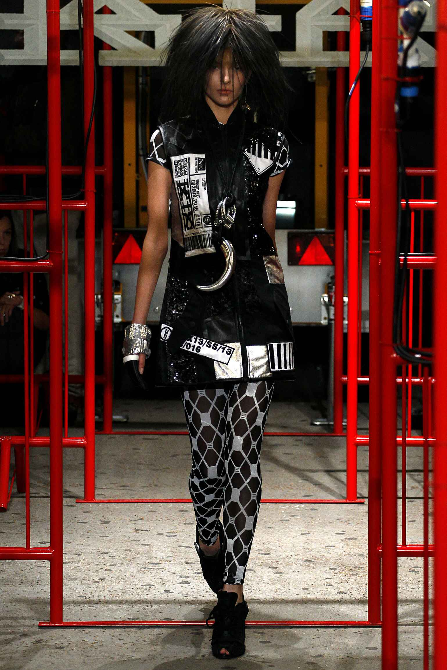 Summer 2016 Fashion Show KTZ Collection