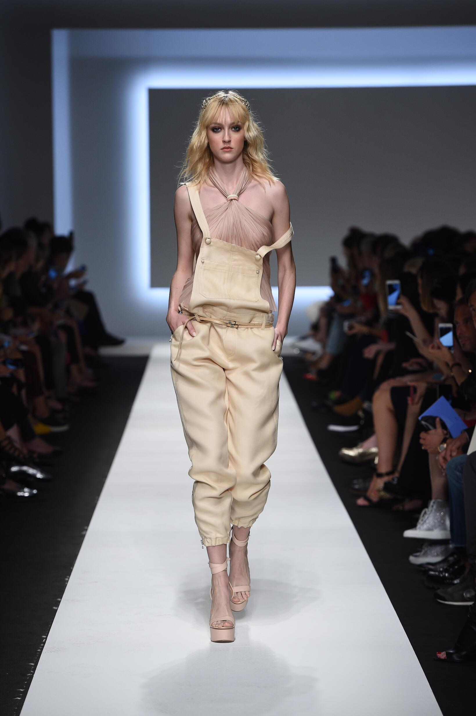 Summer 2016 Fashion Trends Ermanno Scervino