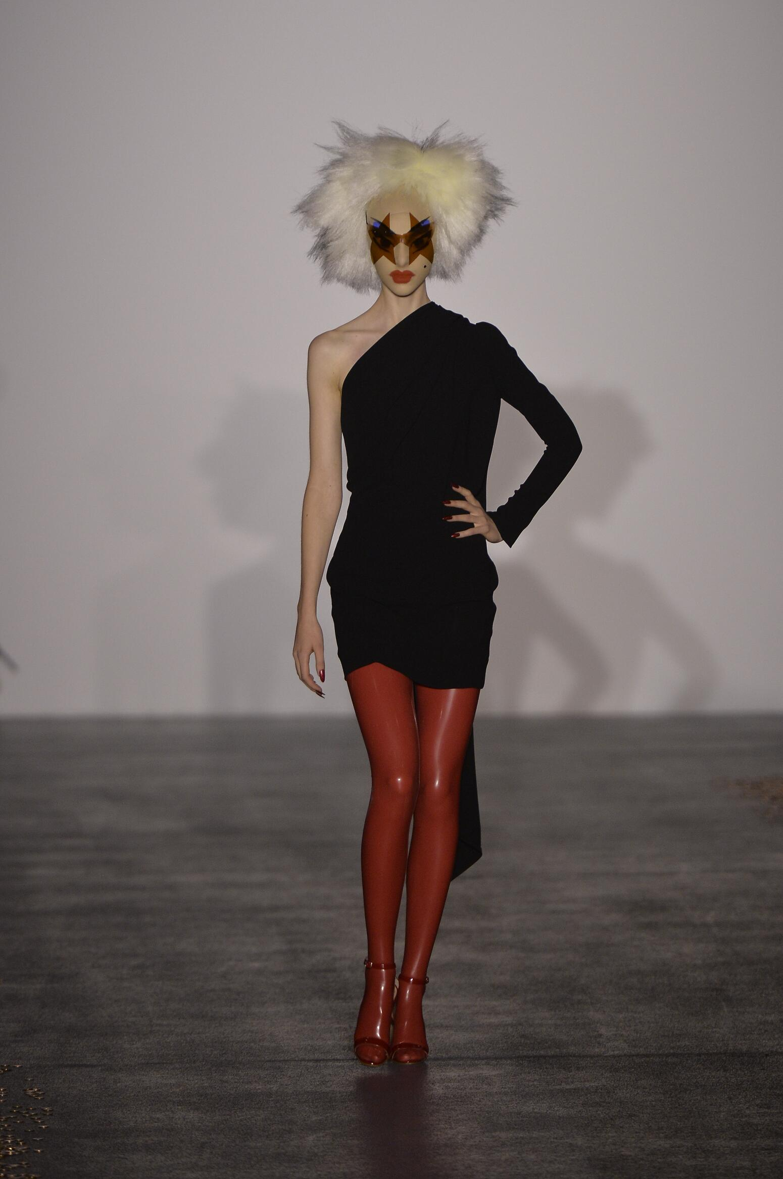 Summer 2016 Fashion Trends Gareth Pugh Collection