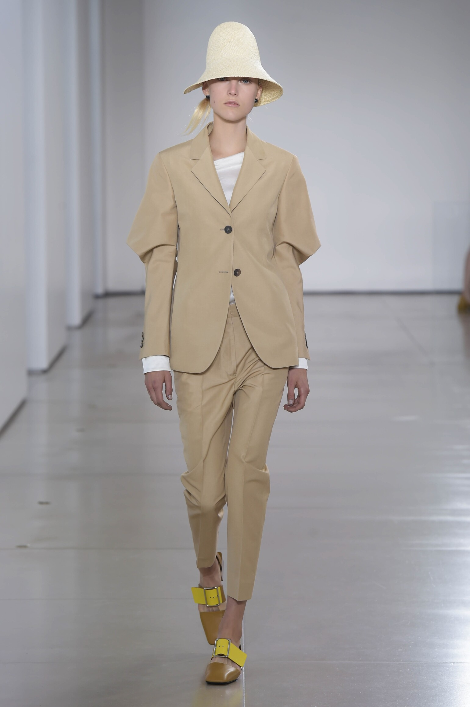 Summer 2016 Fashion Trends Jil Sander