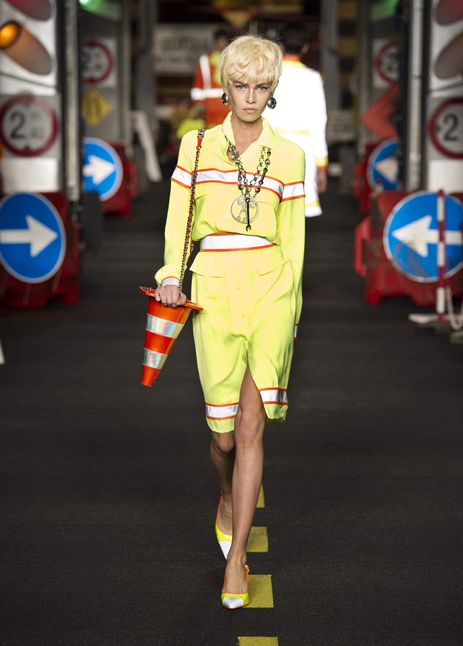 Summer 2016 Fashion Trends Moschino
