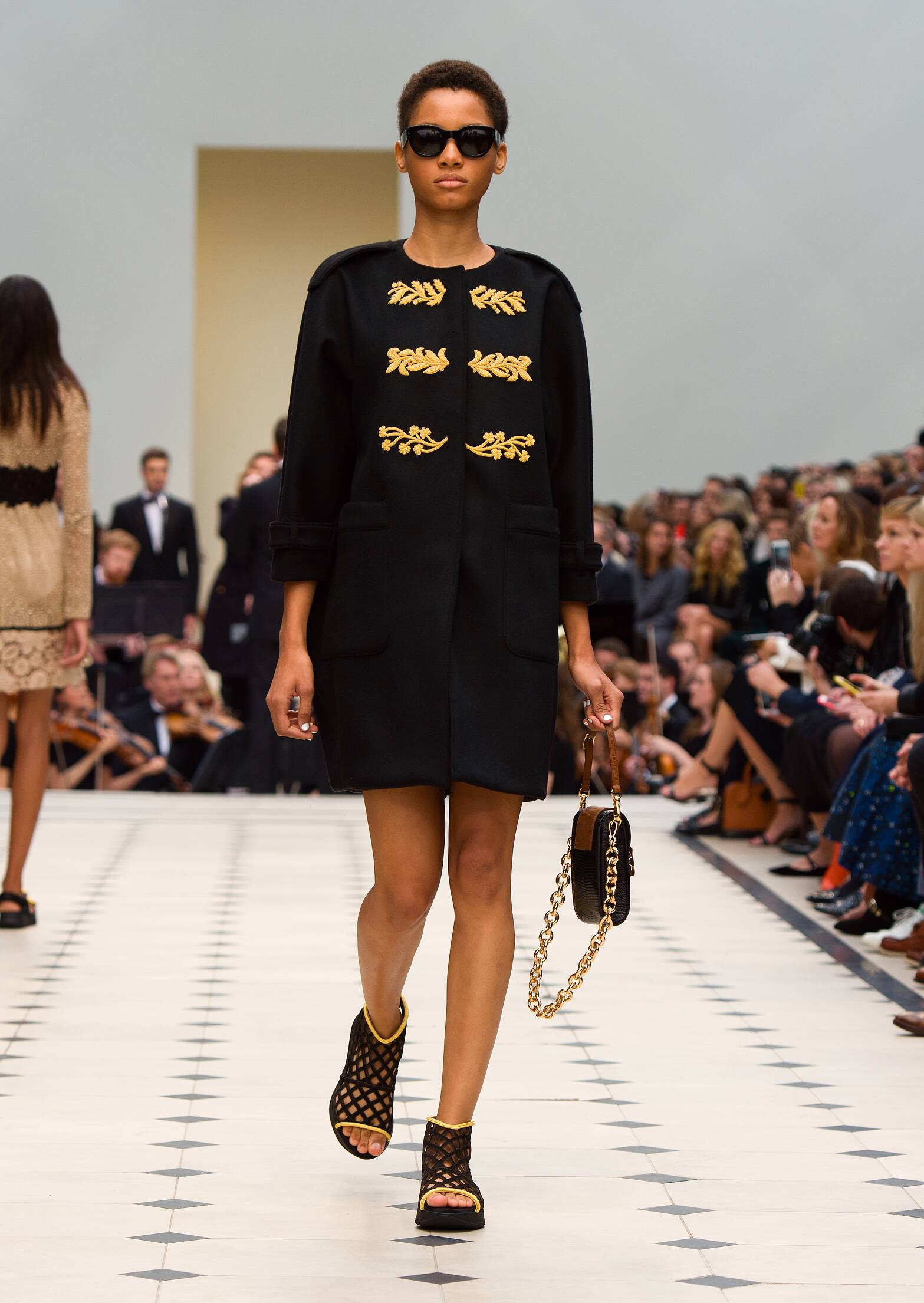 Summer 2016 Woman Trends Burberry Prorsum