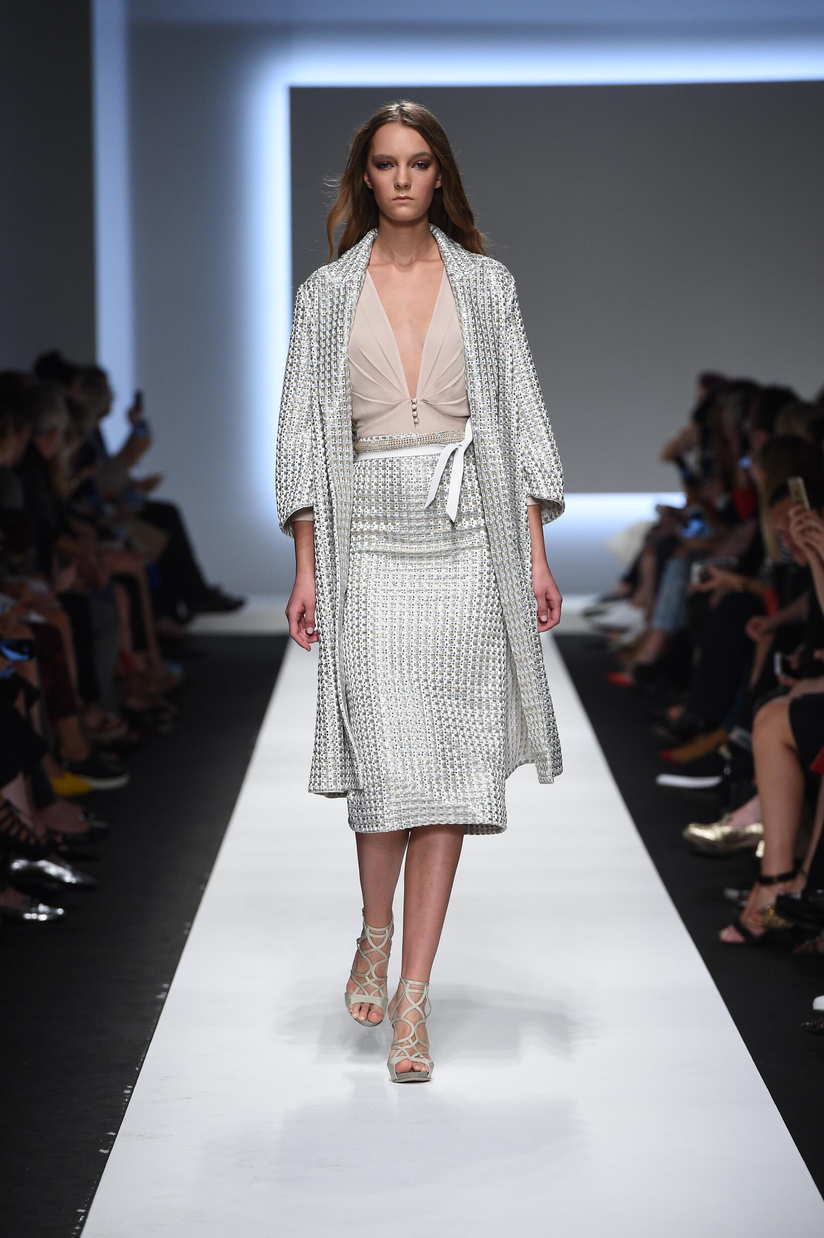 Summer 2016 Woman Trends Ermanno Scervino