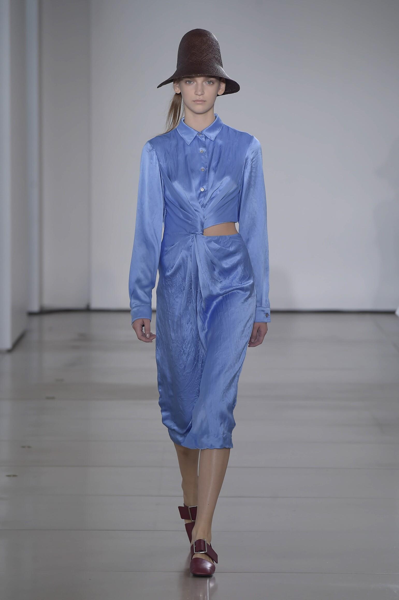 Summer 2016 Woman Trends Jil Sander