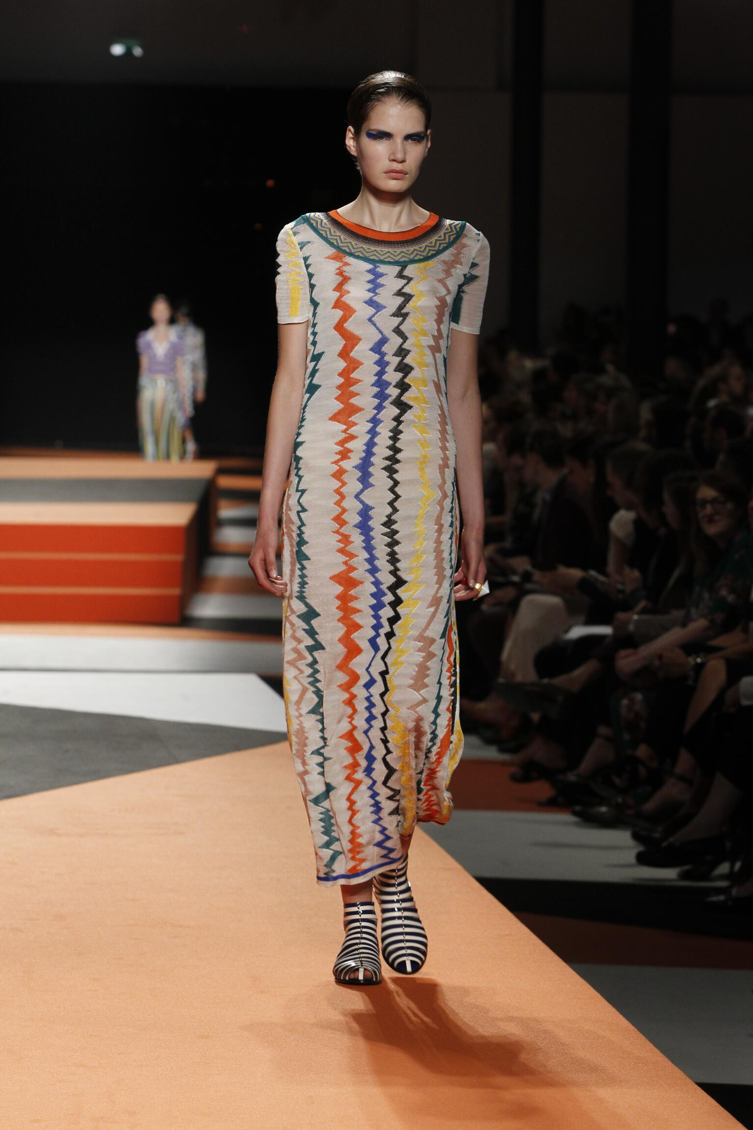 Summer 2016 Woman Trends Missoni
