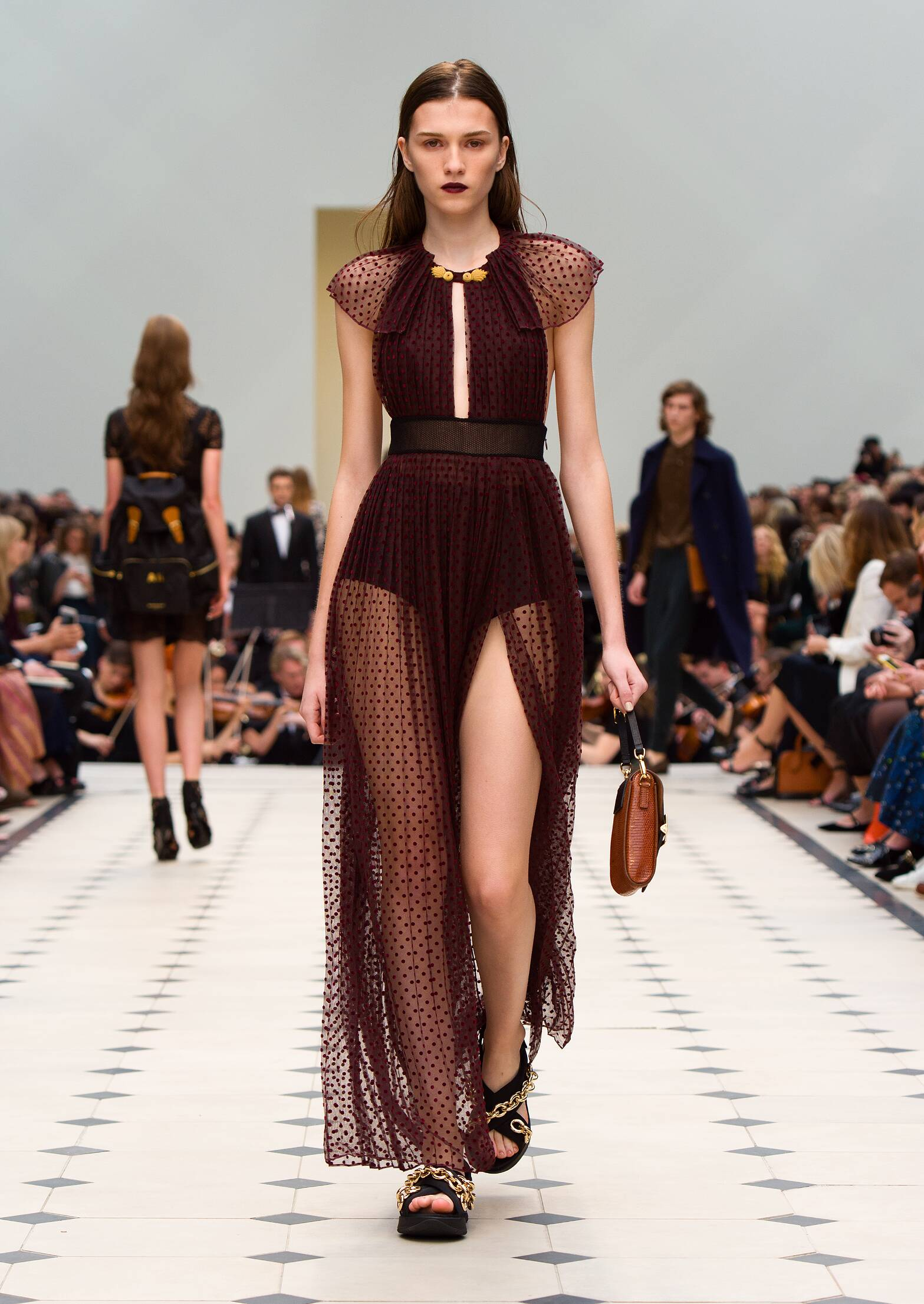 BURBERRY PRORSUM SPRING SUMMER 2016 WOMEN'S COLLECTION
