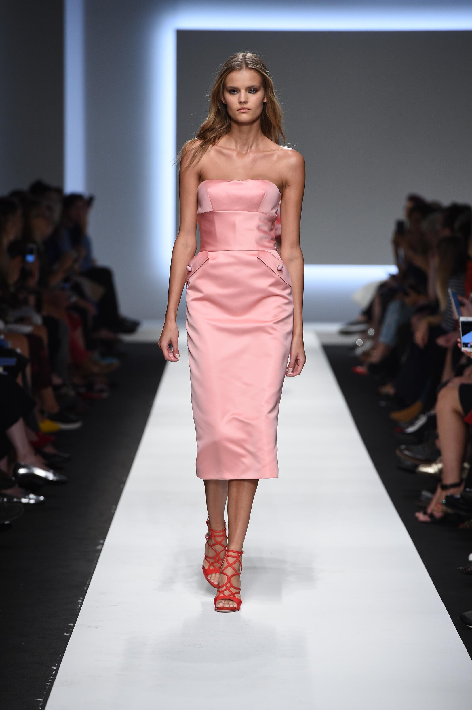 Summer Fashion Trends 2016 Ermanno Scervino