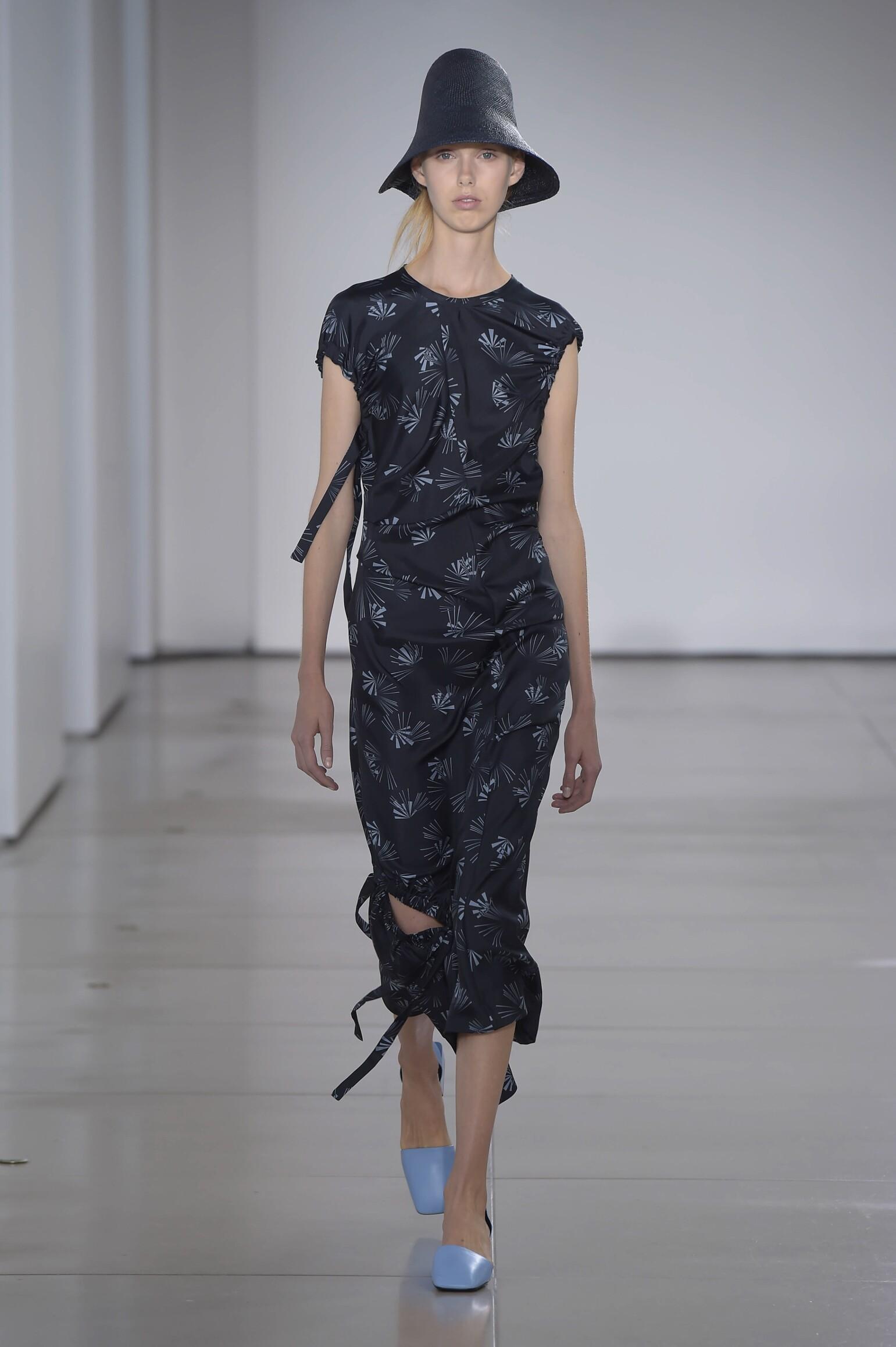 Summer Fashion Trends 2016 Jil Sander