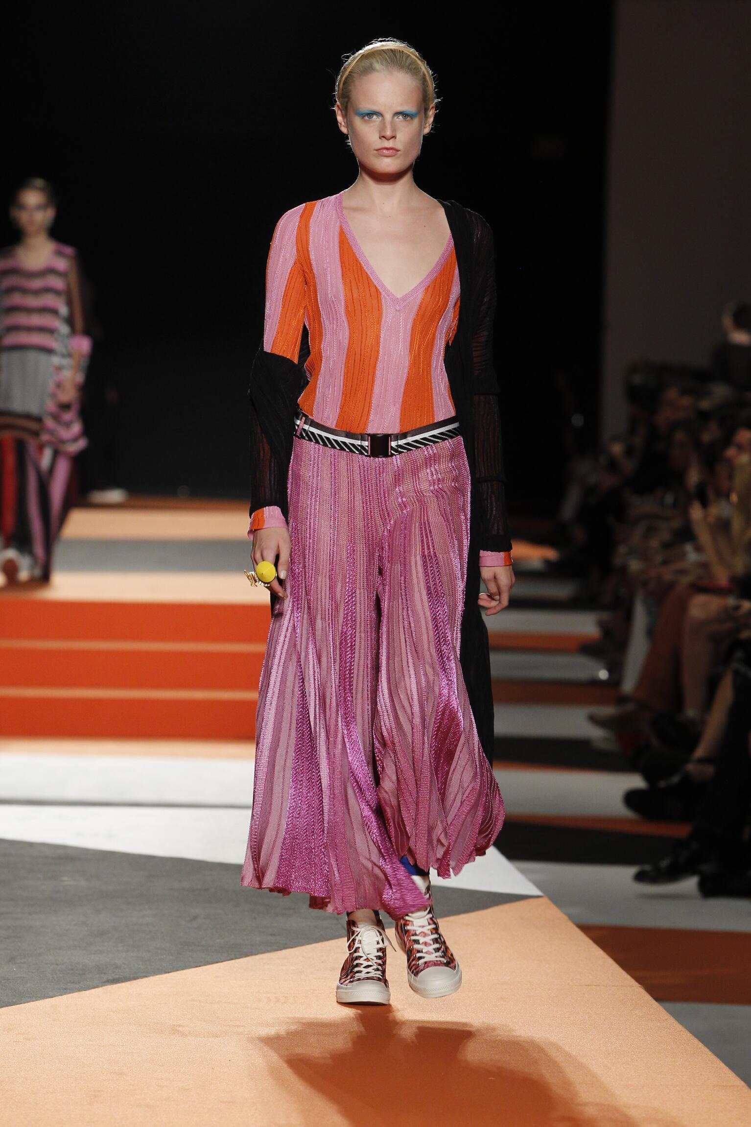 Summer Fashion Trends 2016 Missoni