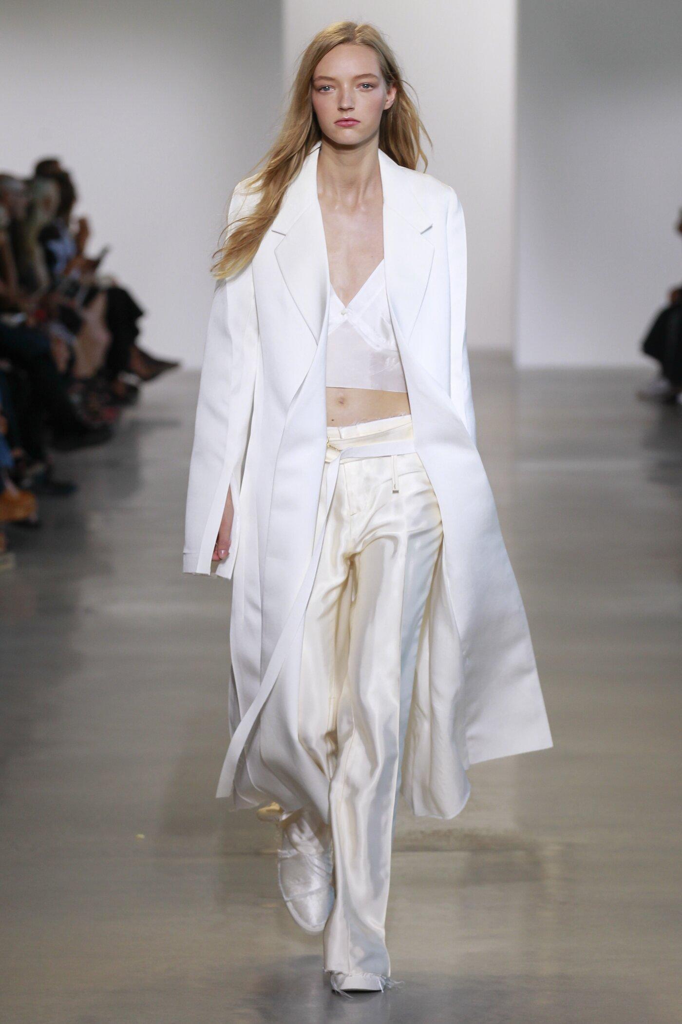 Summer Trends 2016 Calvin Klein Collection