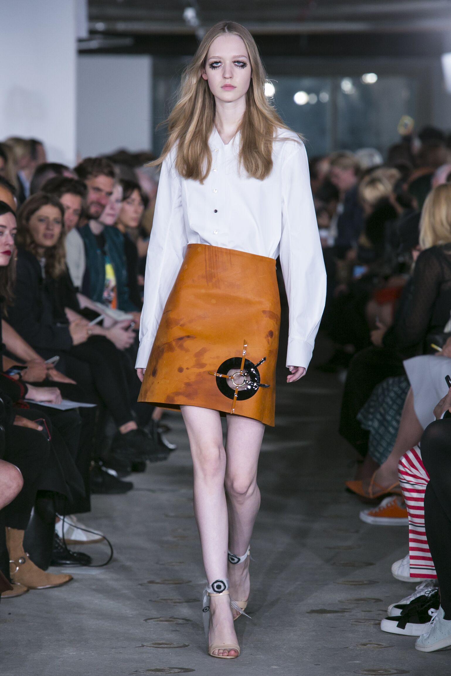 Thomas Tait Collection London Fashion Week