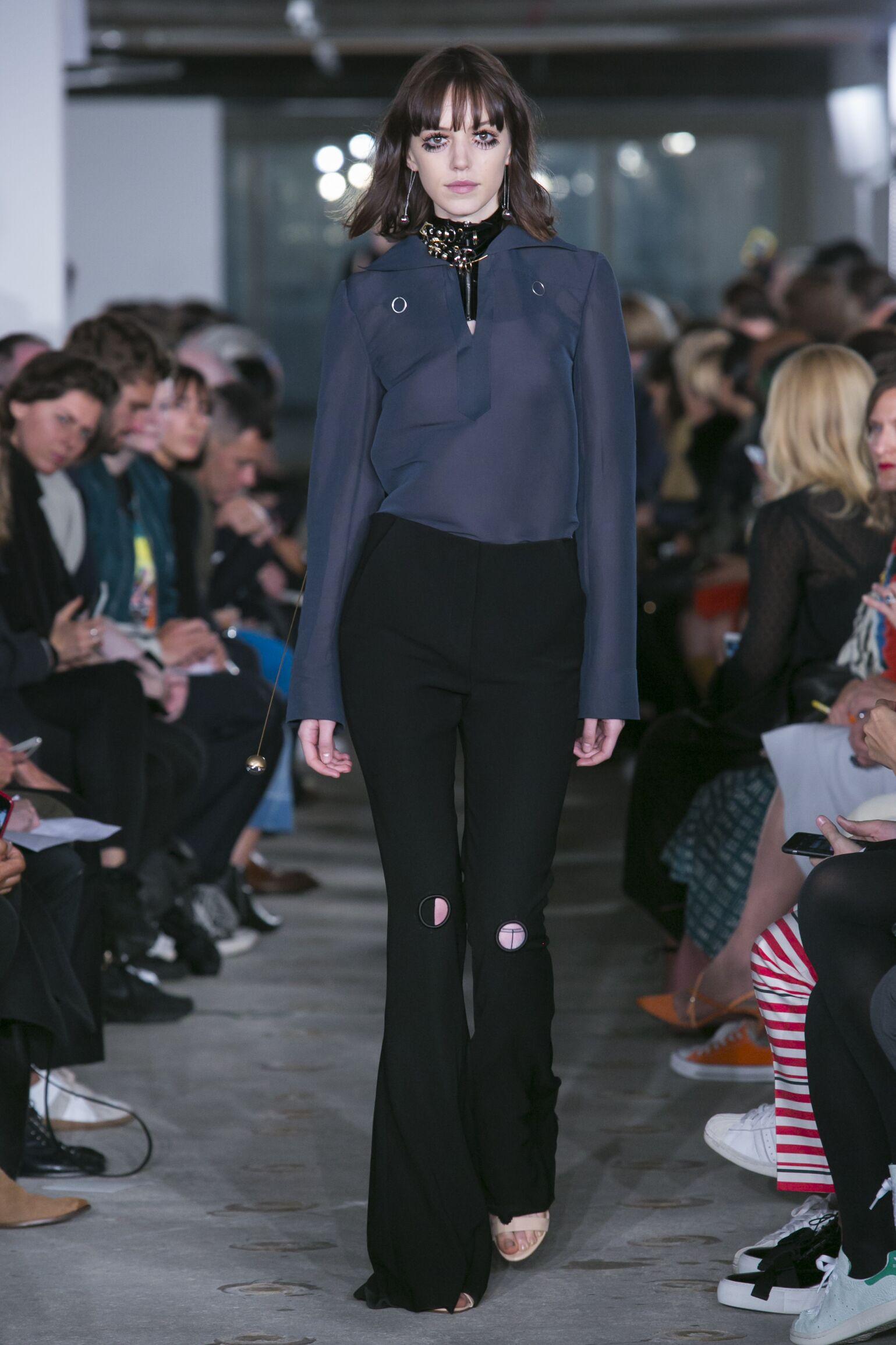 Thomas Tait Collection Woman London Fashion Week