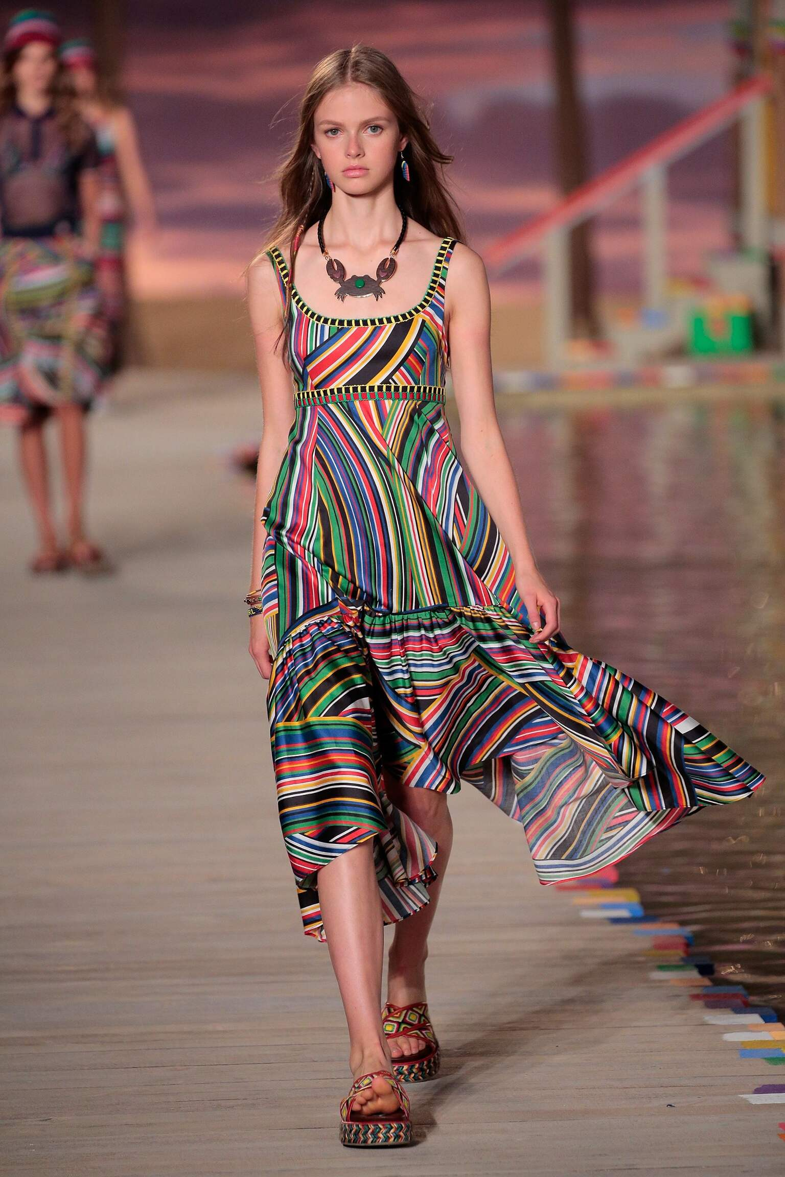 Tommy Hilfiger Fashion Show New York