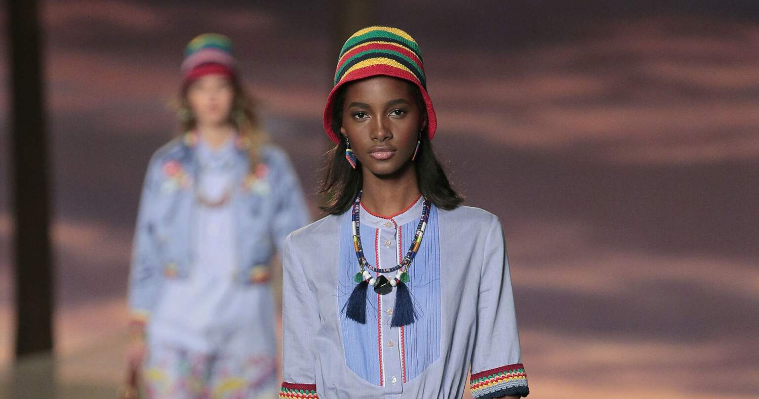 Tommy Hilfiger Fashion Show SS 2016 New York