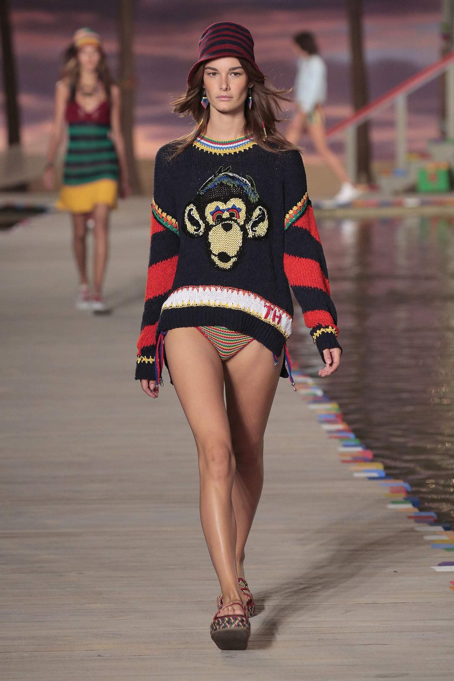 Tommy Hilfiger New York Fashion Week